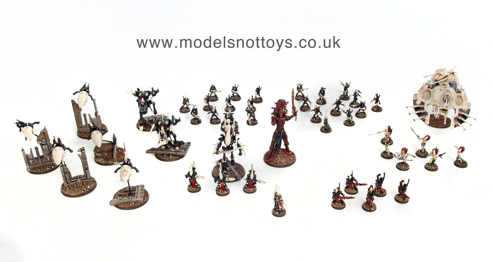 Army, Craftworld, Eldar, Group, Ulthwe