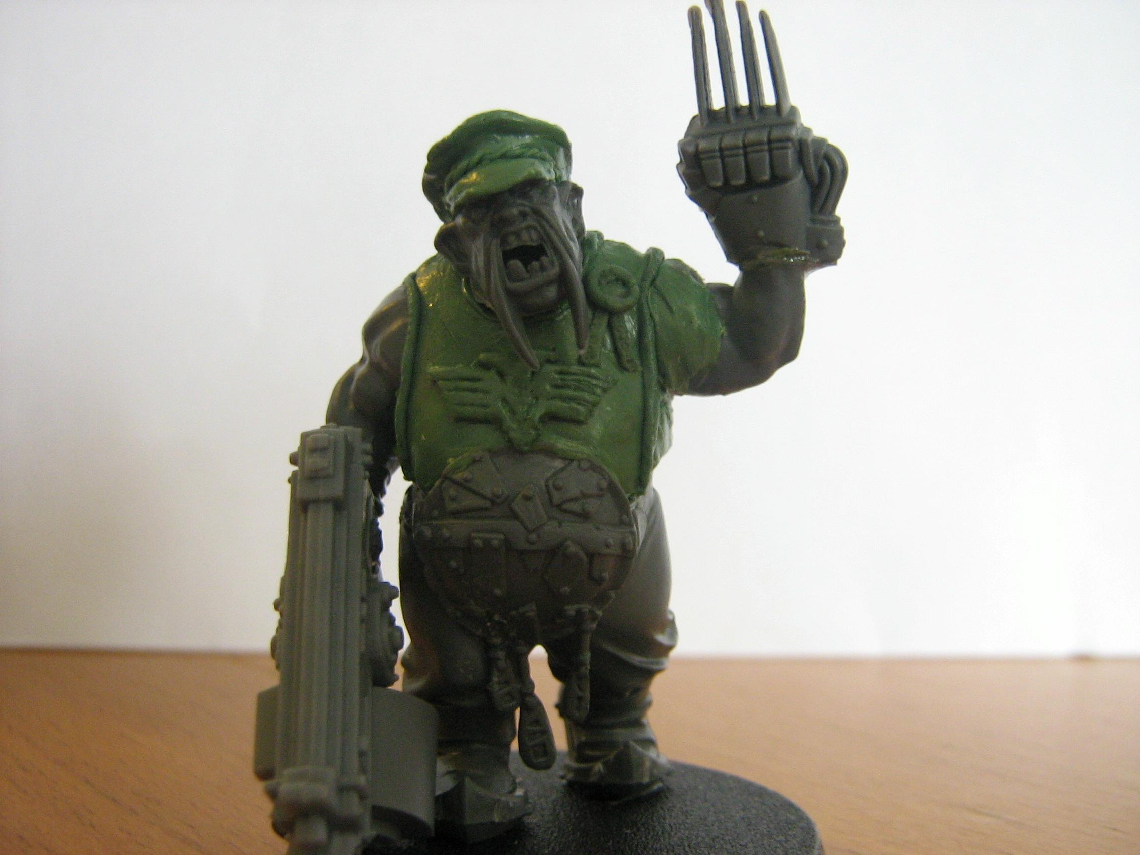 Conversion, Imperial Guard, Ogryns, Warhammer 40,000