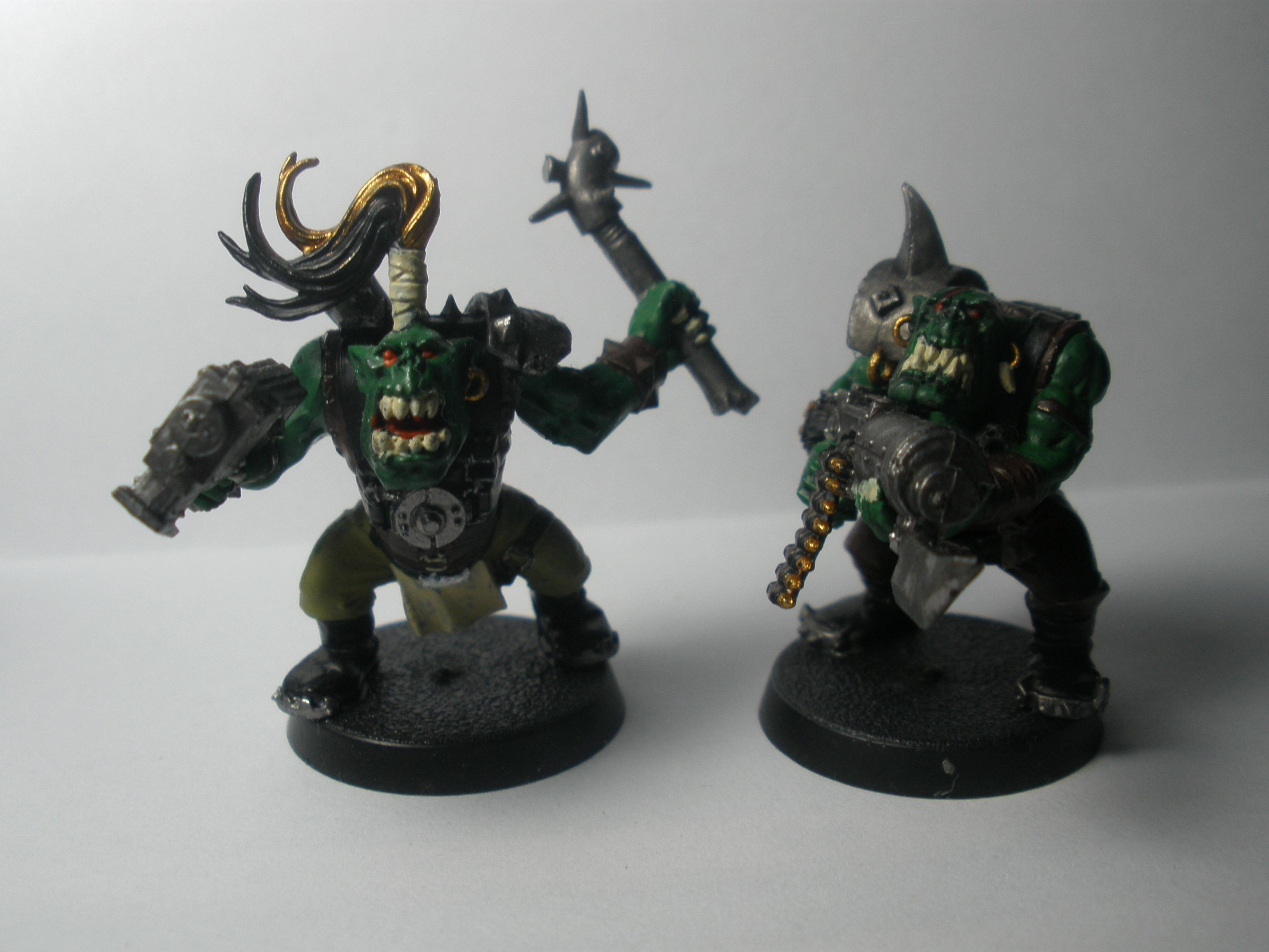 Boys, Orks, Some Boyz