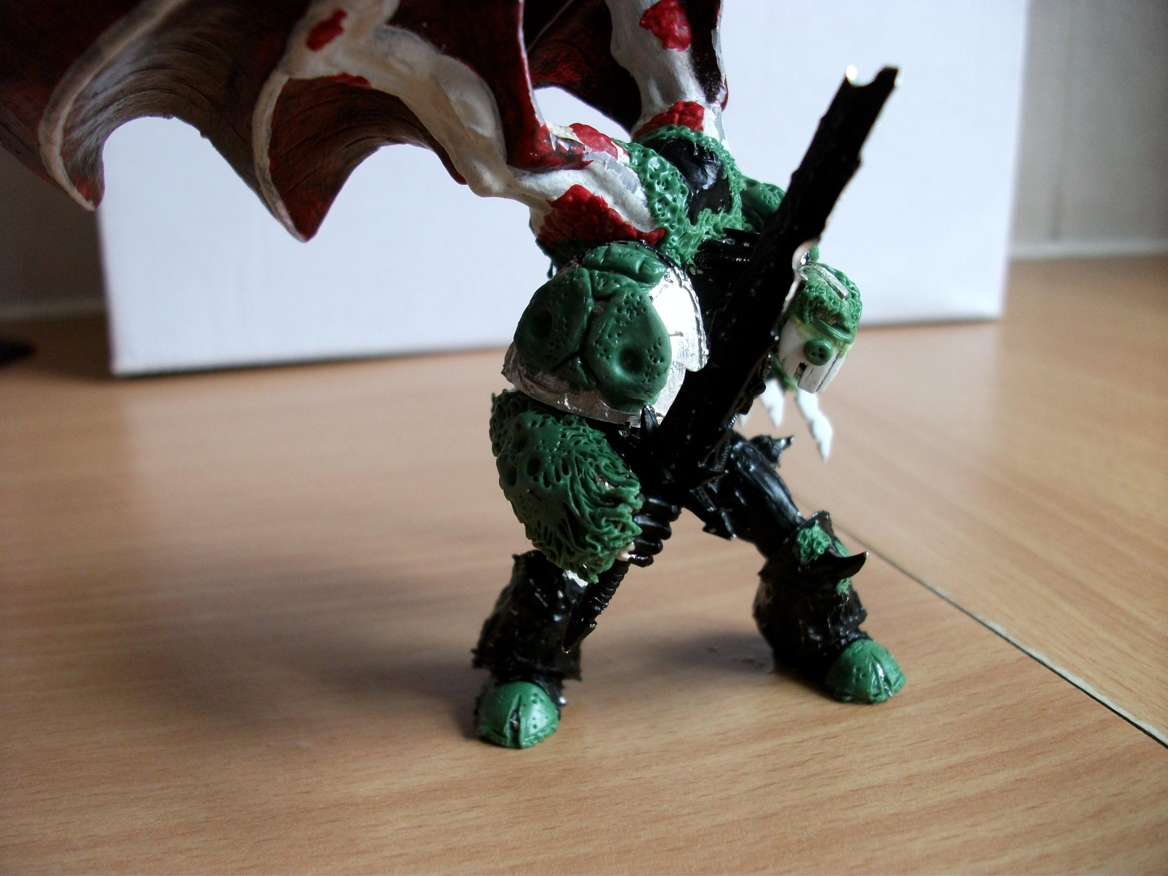 Daemon Prince, Death Guard
