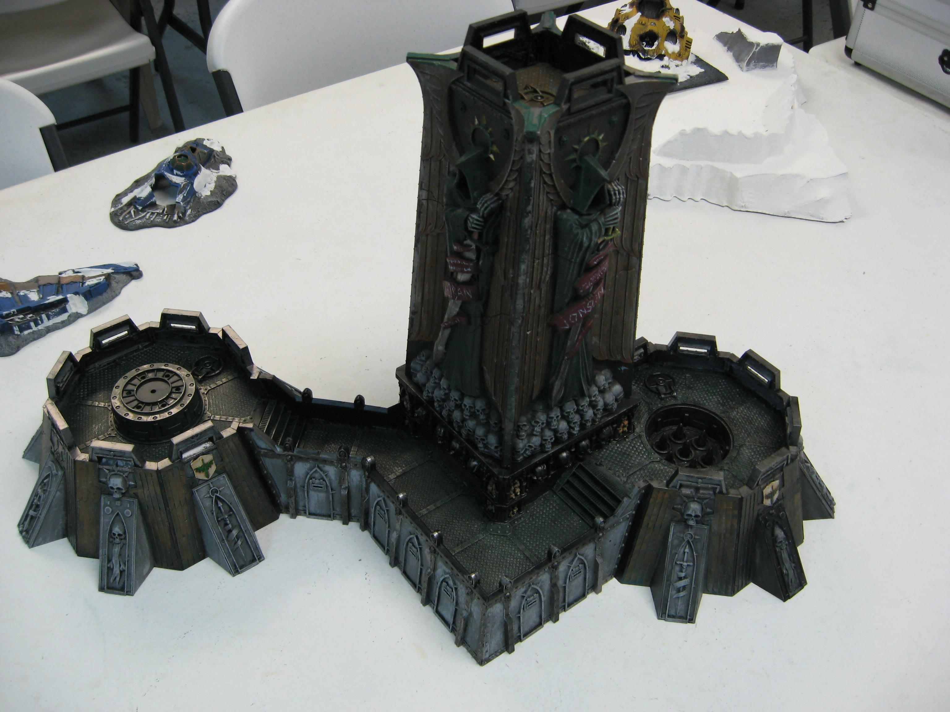 Fortress, Fortress Of Absolution, Terrain