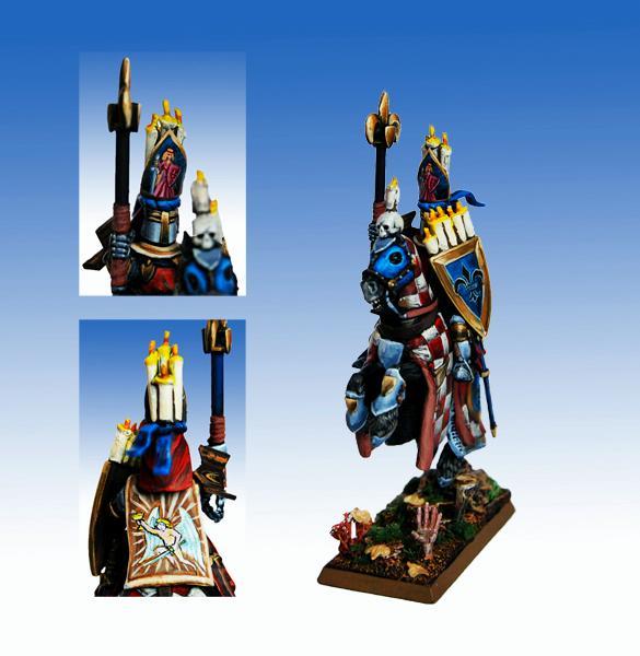 Bretonnians, Gobboss, Knights, Michal, Purc