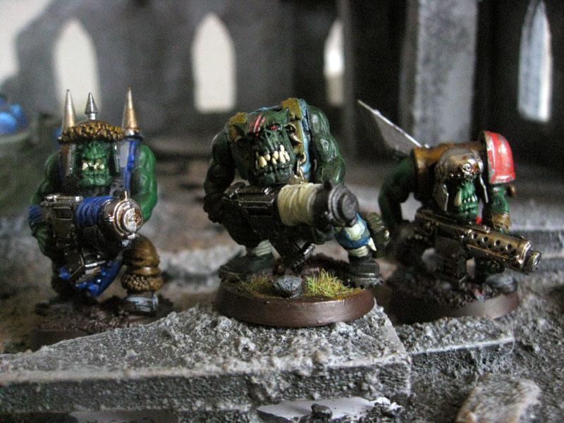 More Ork boyz