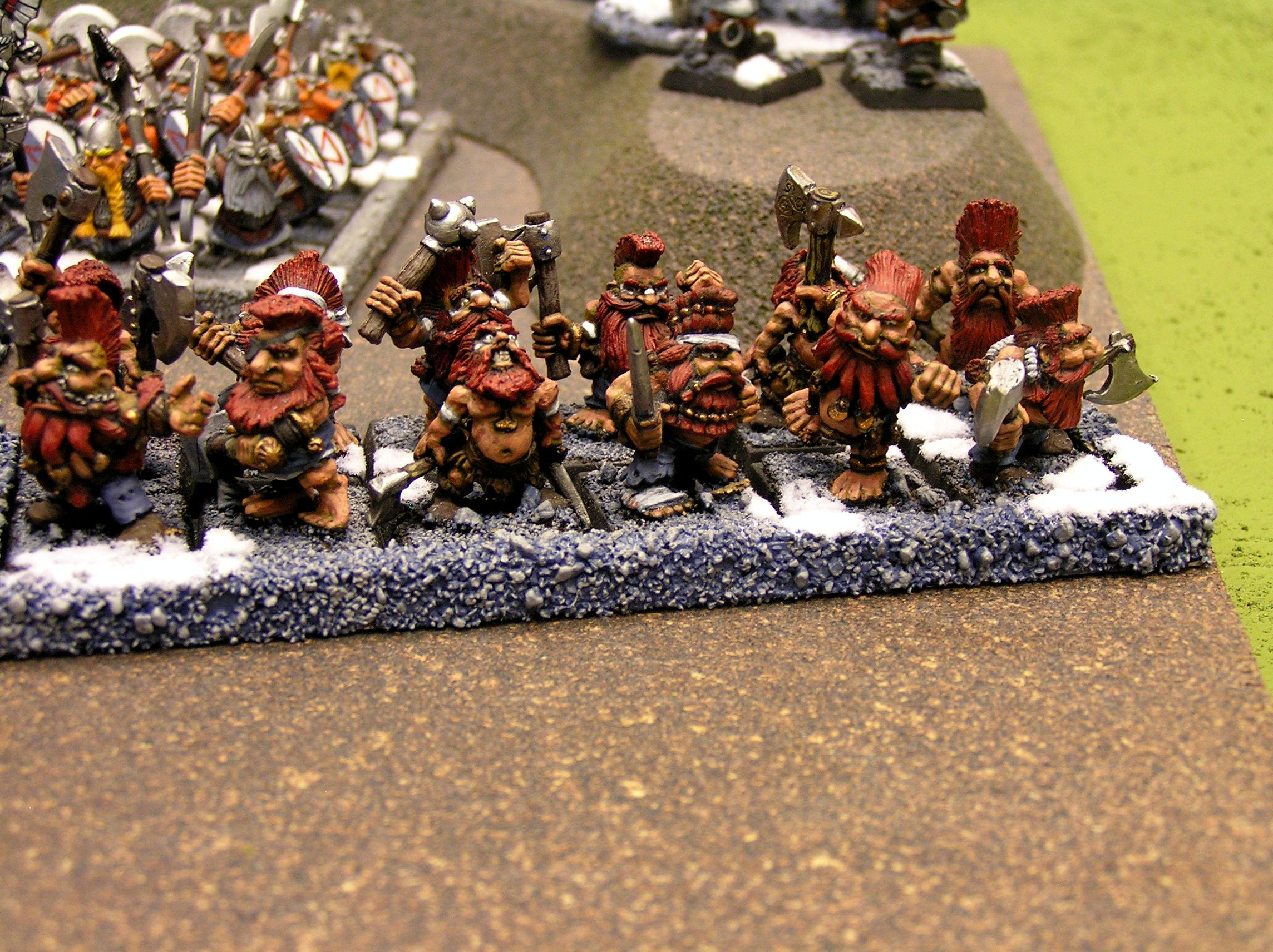 Dwarves, Slayers, Warhammer Fantasy