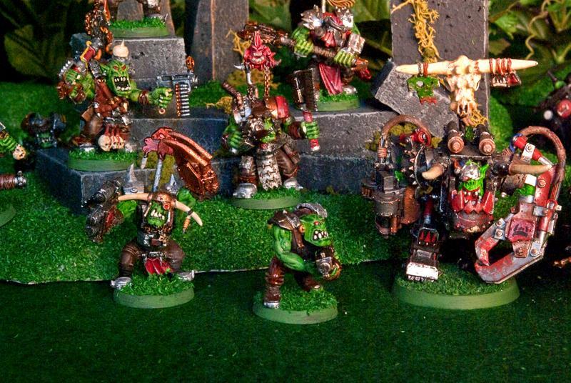 Goff, Orks, Warbuggy