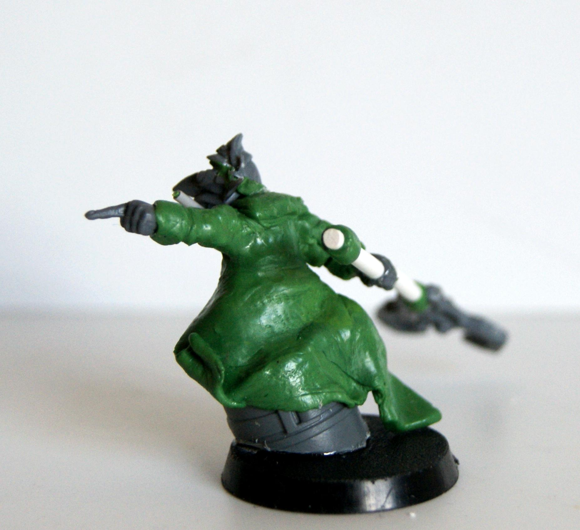 Conversion, Grot Rebellion, Grot Rebels, Grots, Runtherd, Warhammer 40,000, Work In Progress