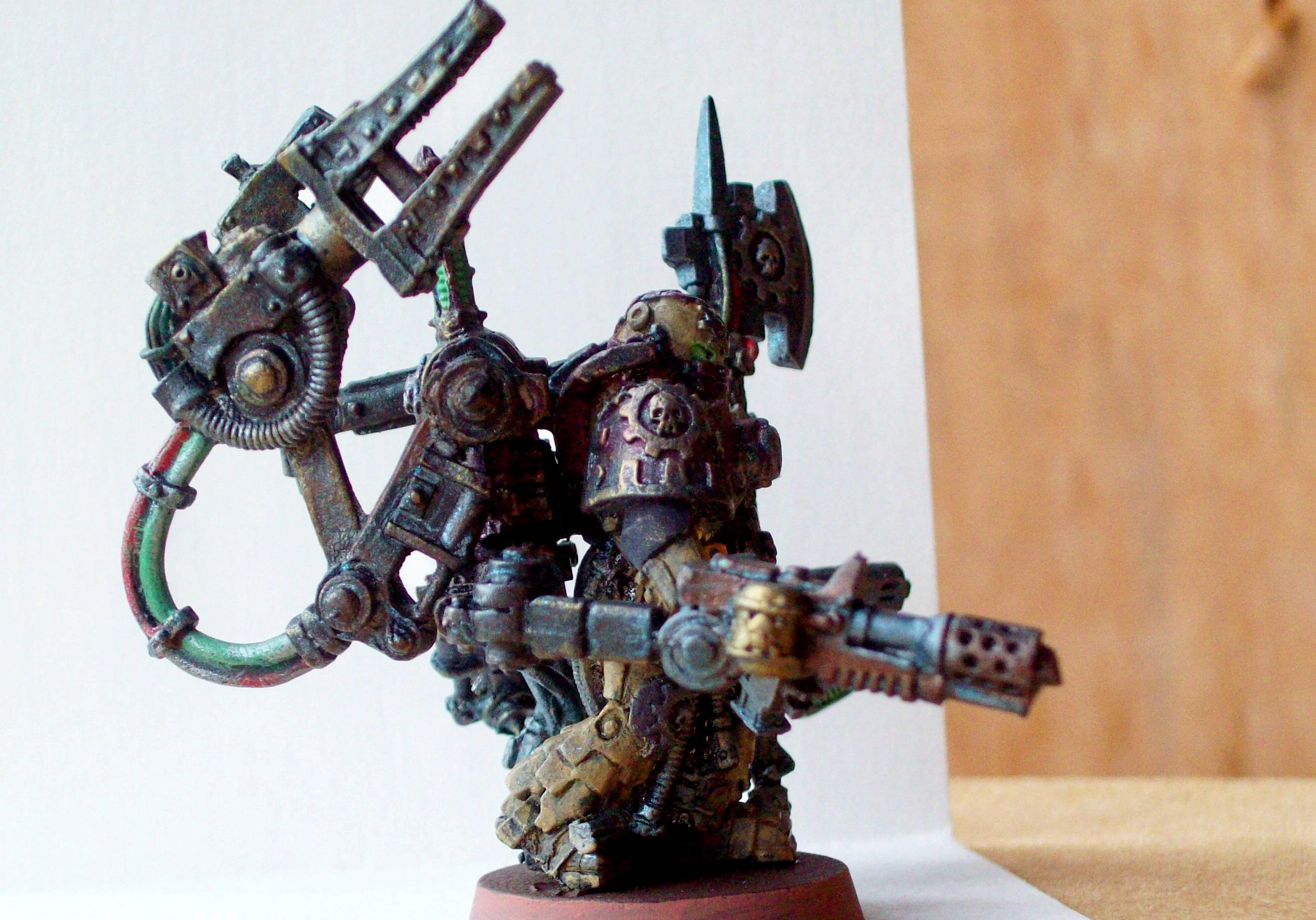 Nifty, Space Marines, Tech, You Want It