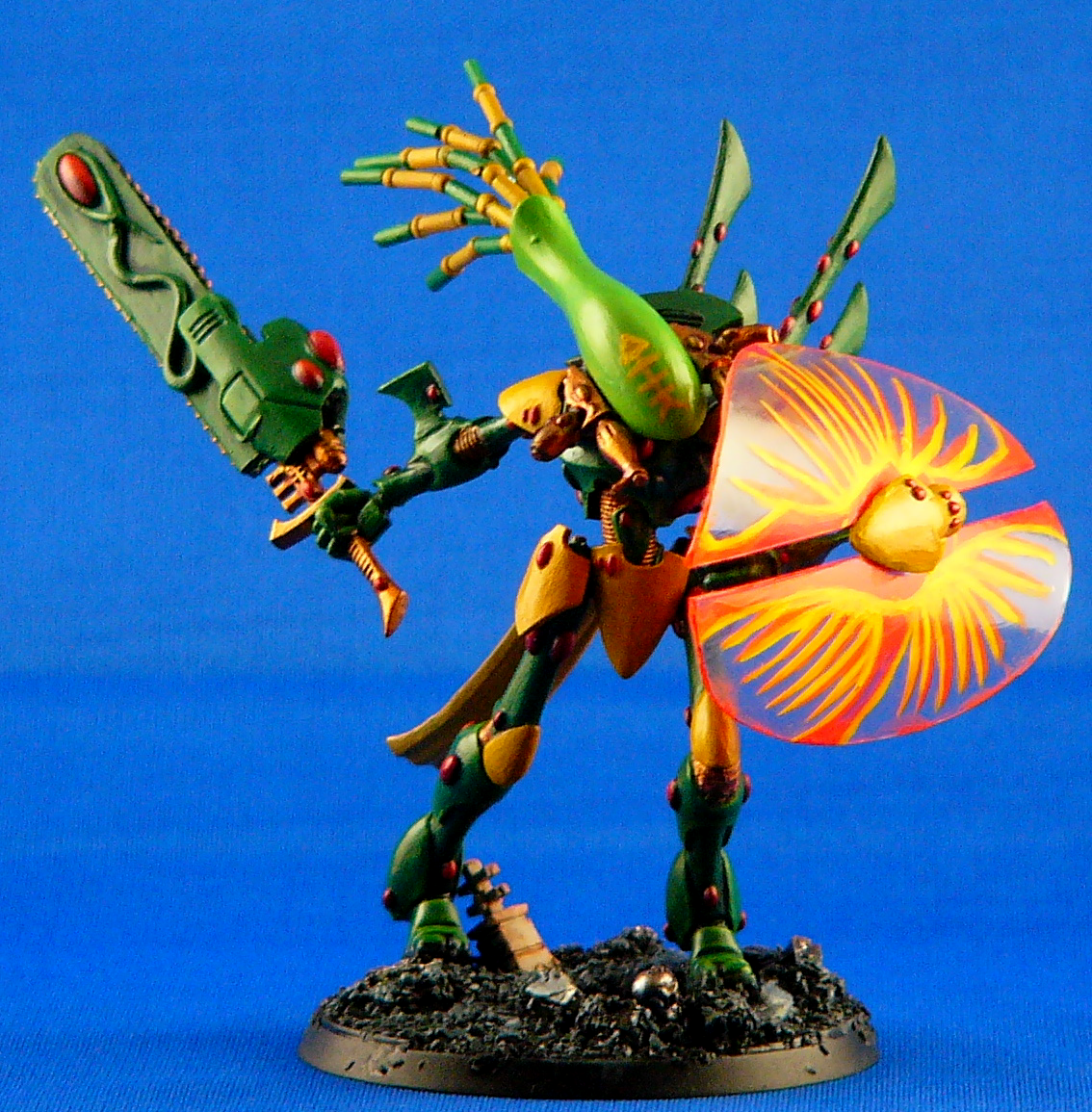 Aspect, Eldar, Scorpion, Wraithlord
