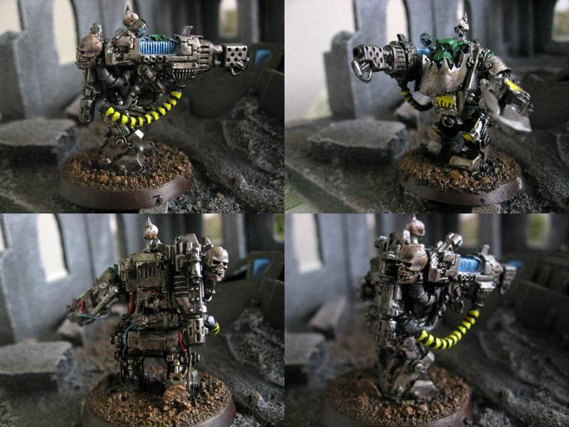 mega-armored nob with kustom-made, plasma-driven kombi-skorcha