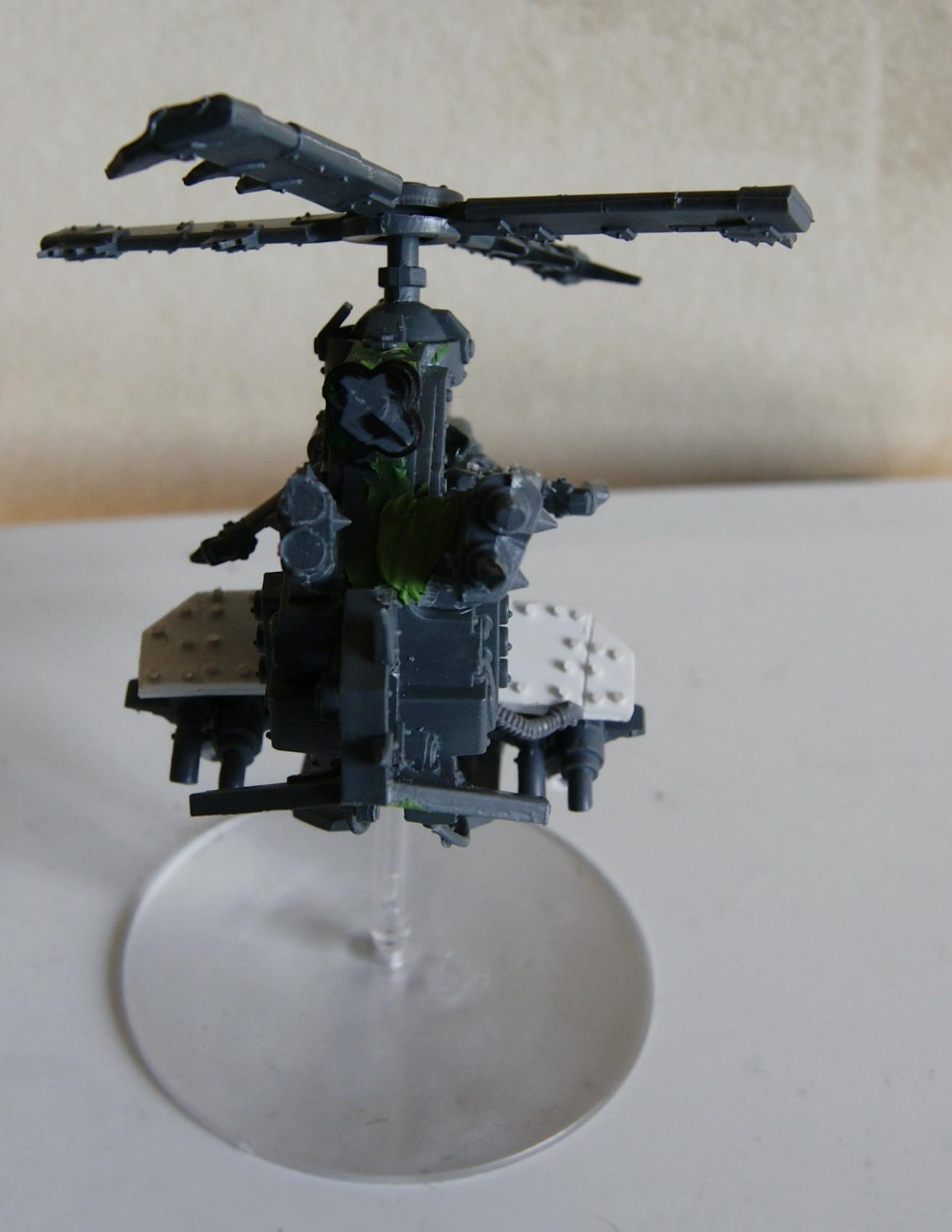 Buzzsaw, Conversion, Deffkopta, Grot Rebellion, Grot Rebels, Grots, Warhammer 40,000