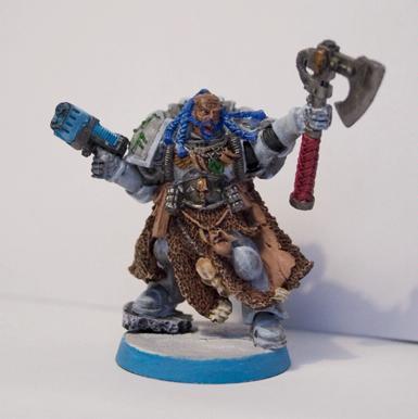 Priest, Runepriest, Space Wolves, Superior