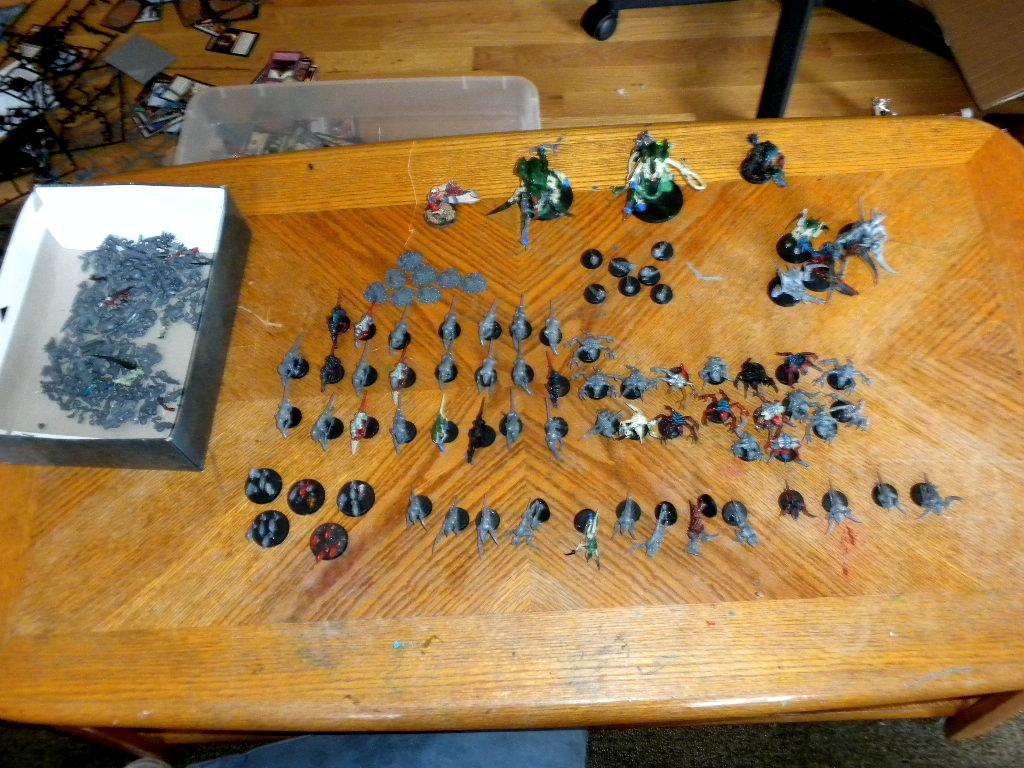 Tyranid Army For Sale
