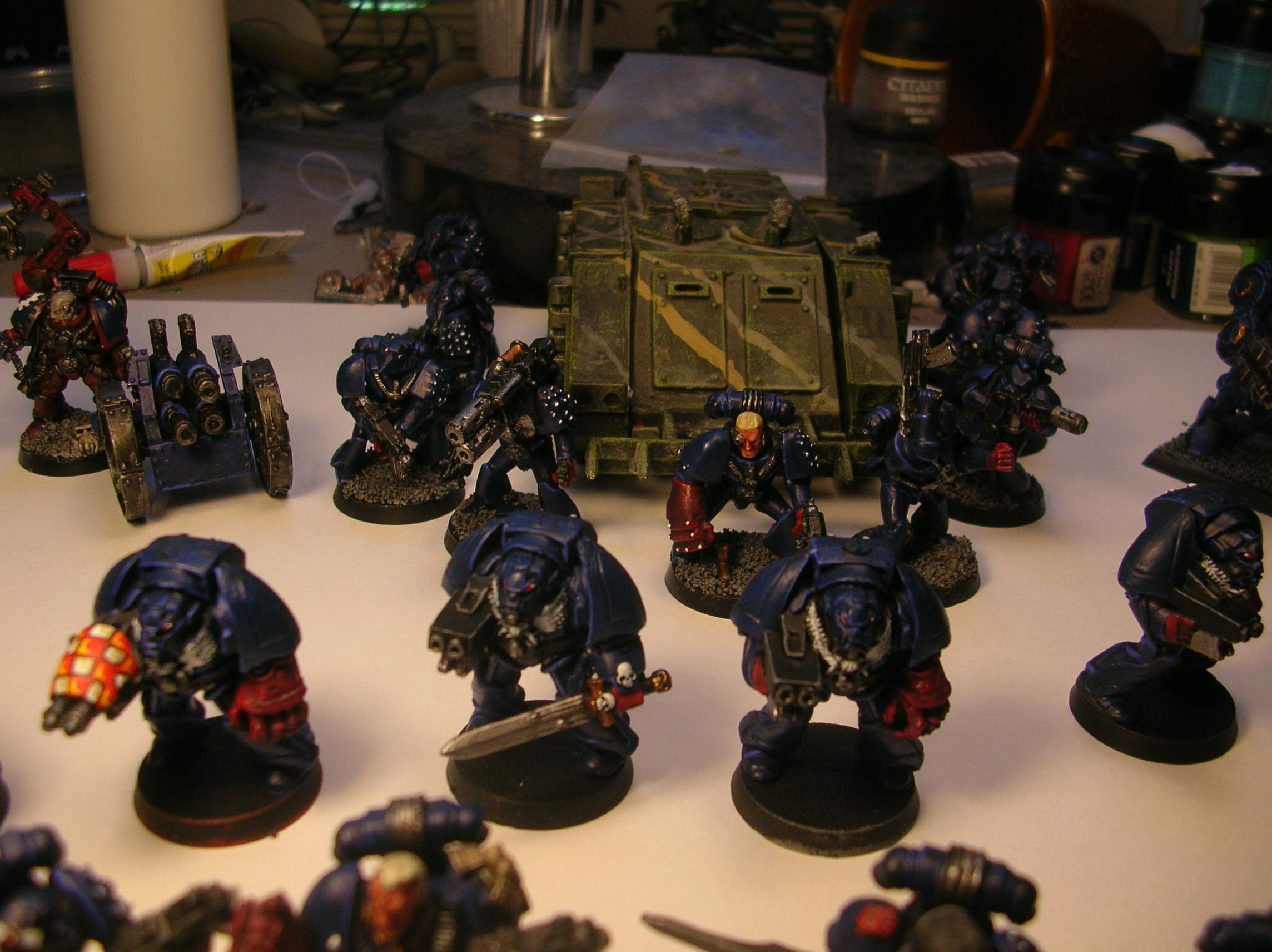 Crimson Fists, Rogue Trader, Rt, Space Marines, Warhammer 40,000