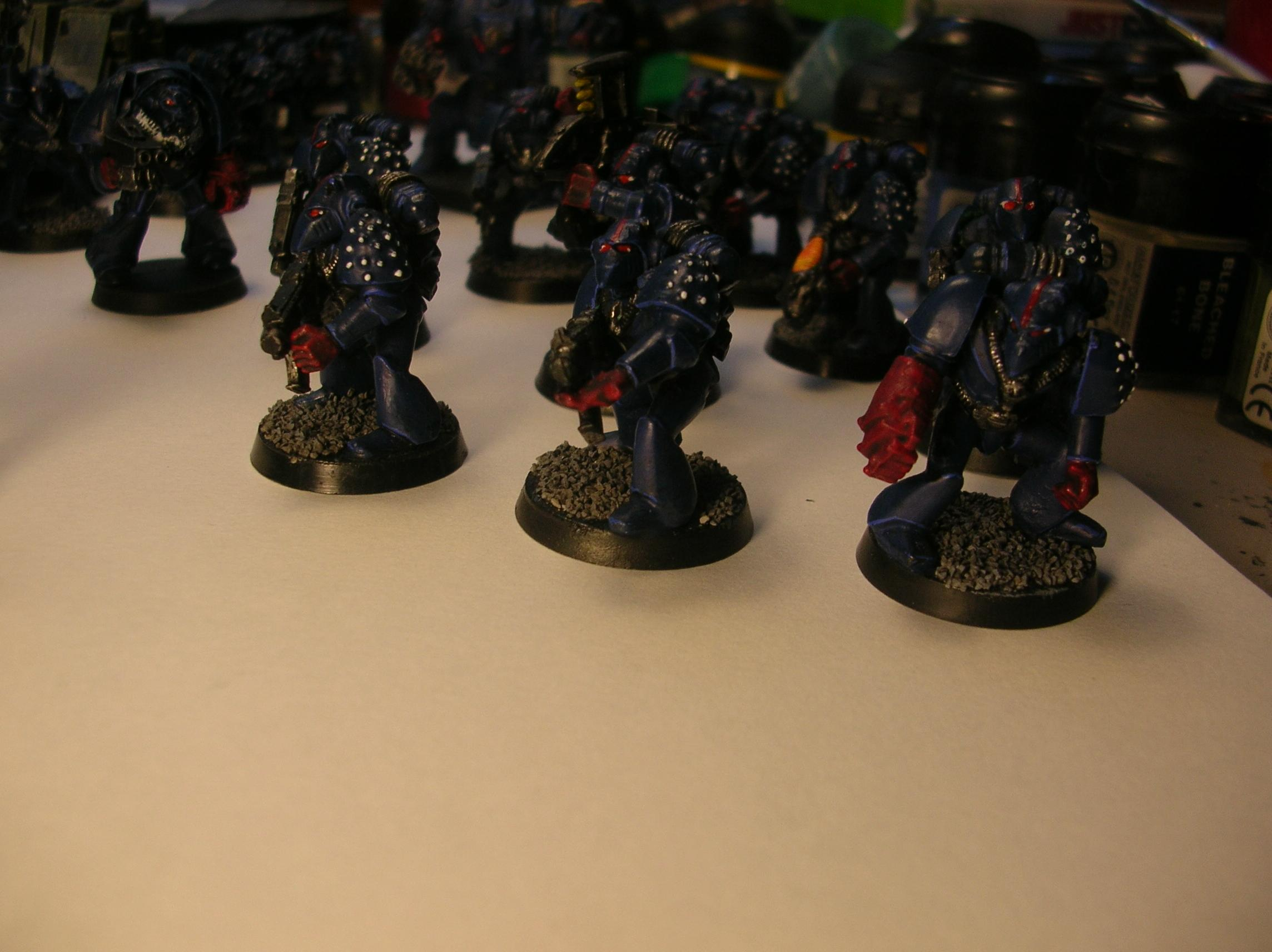 Crimson Fists, Rogue Trader, Rt, Space Marines