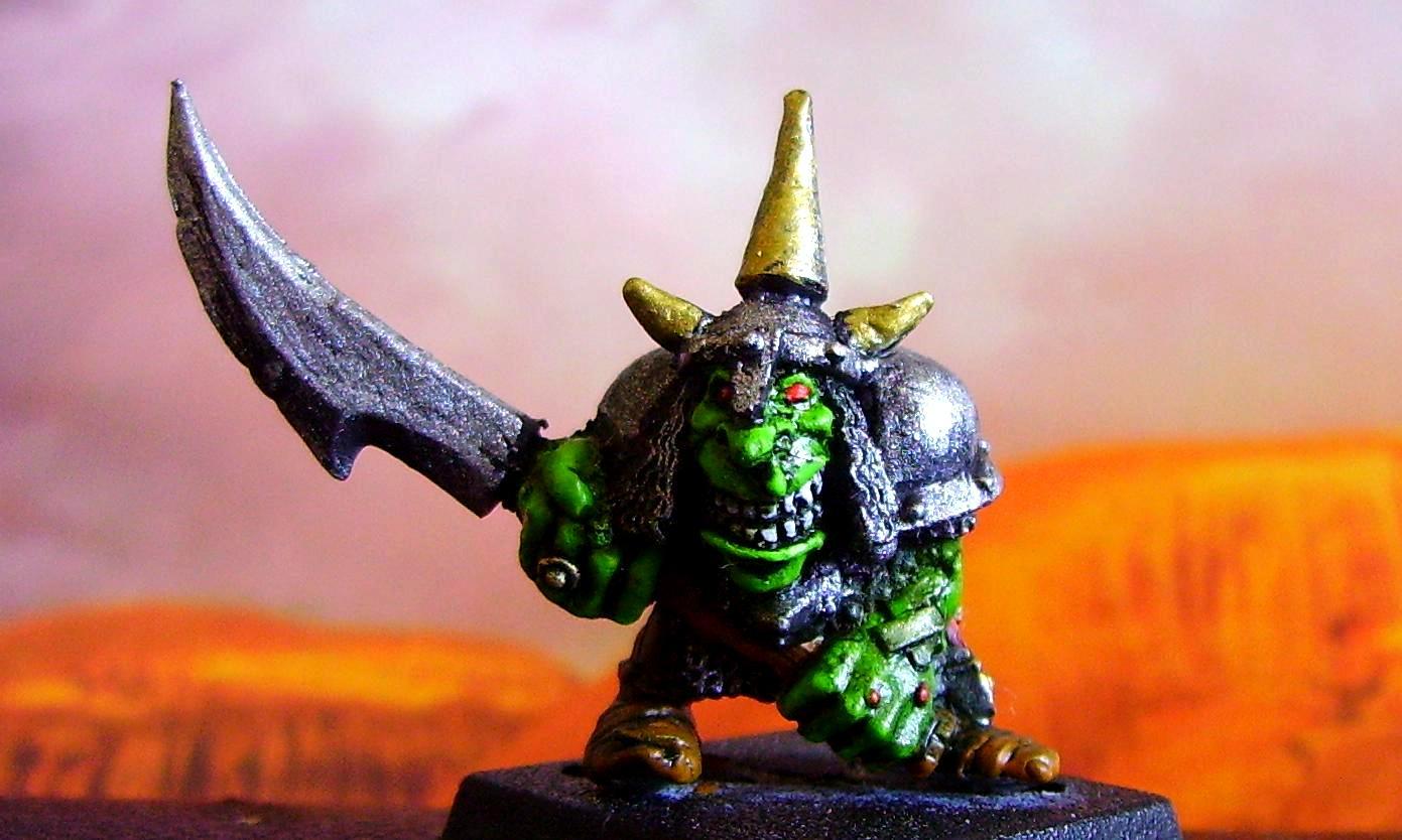 Bigboss, Boss, Goblins, Warboss, Warhammer Fantasy