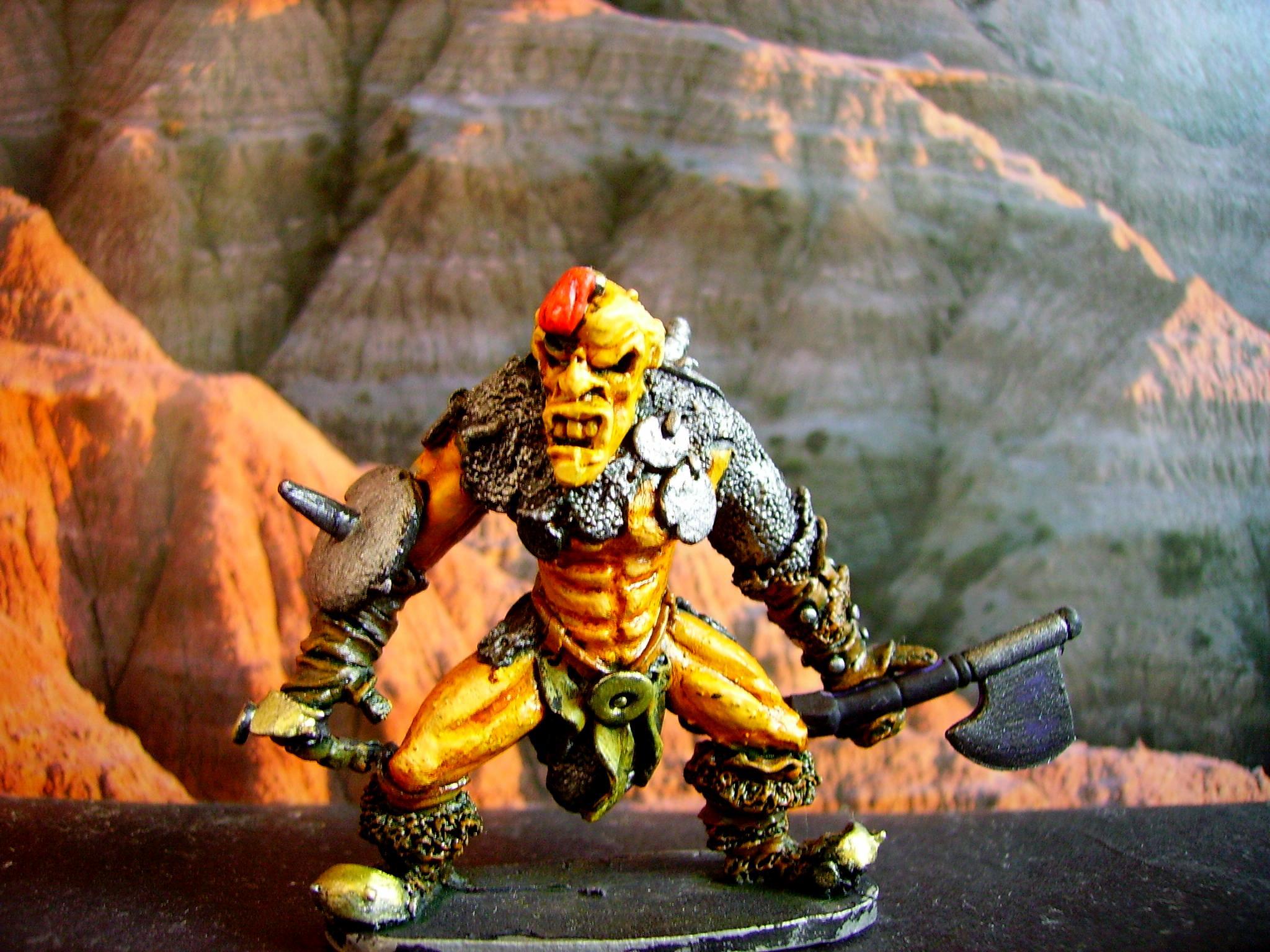 Goblins, Marauders, Ogres, Warhammer Fantasy