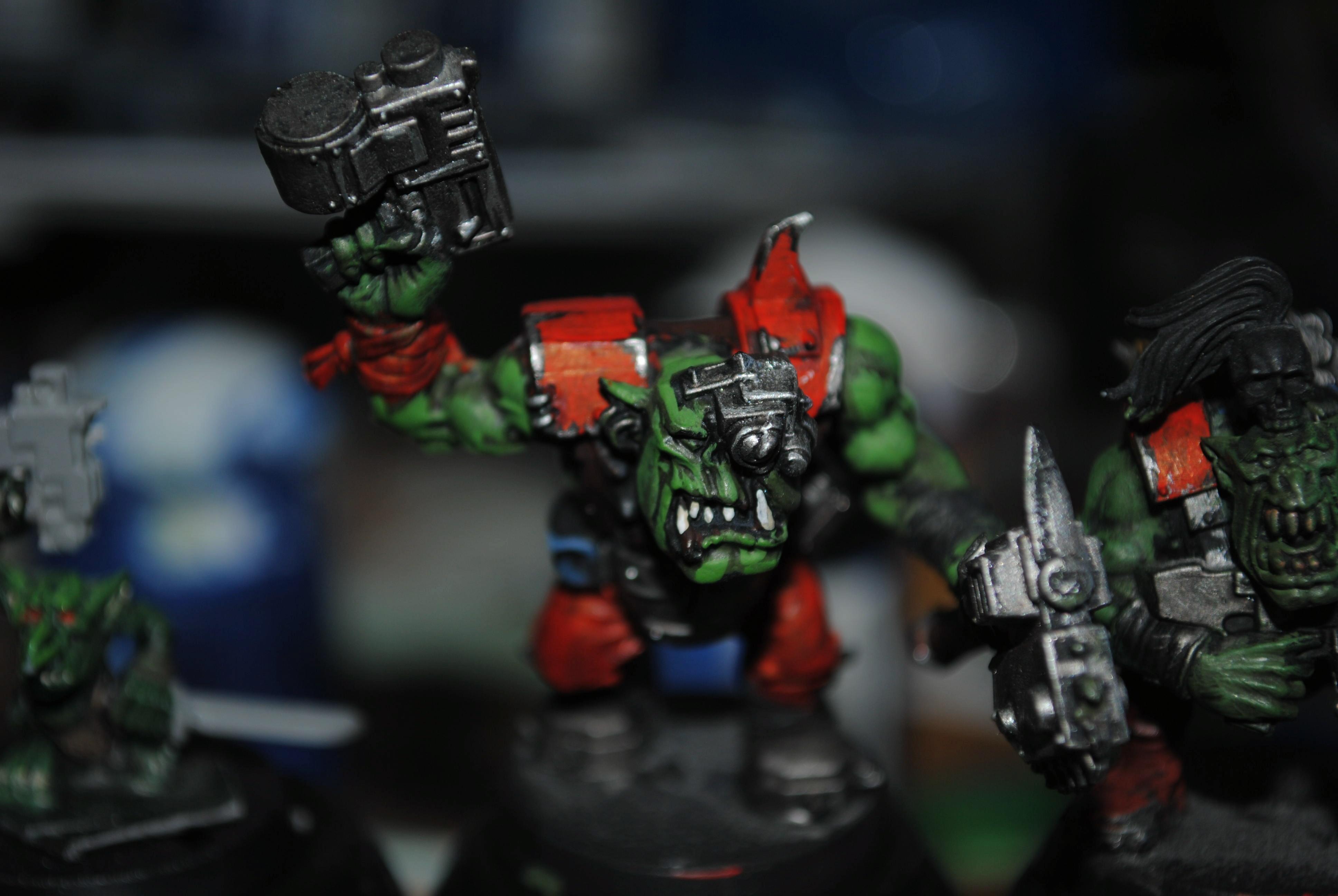 Nob, Orks, The Nob
