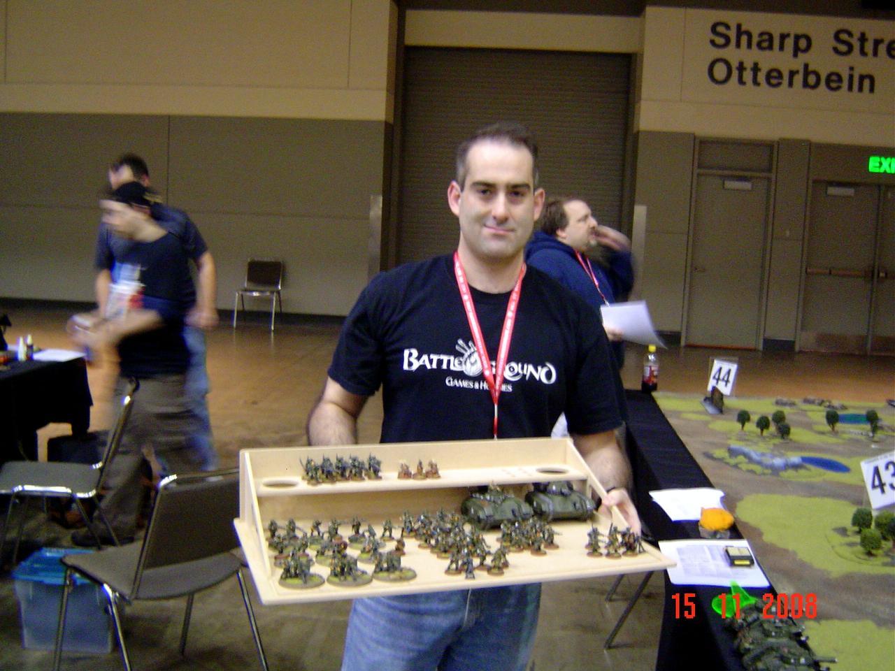 Sniper Position, Grand Tournament 2008 Baltimore