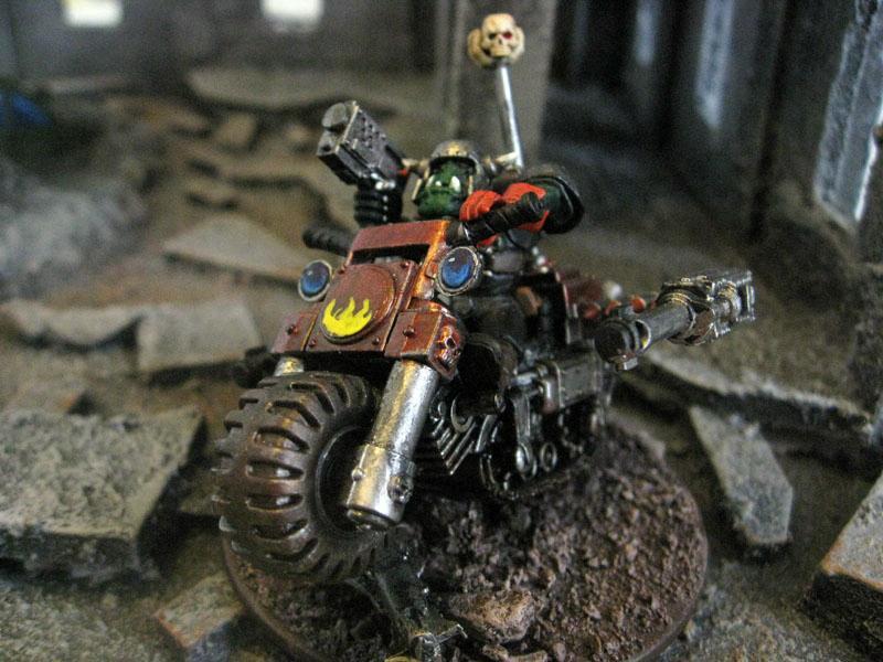 ork biker