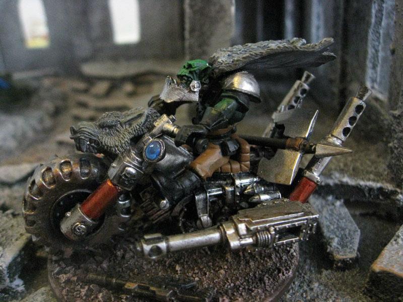 ork biker nob