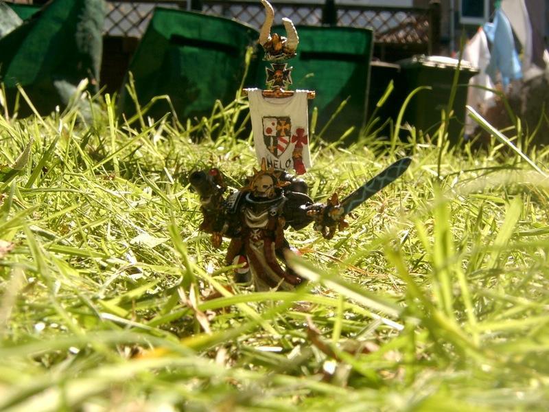 Black Templars, Elites, Headquarters, Space Marines