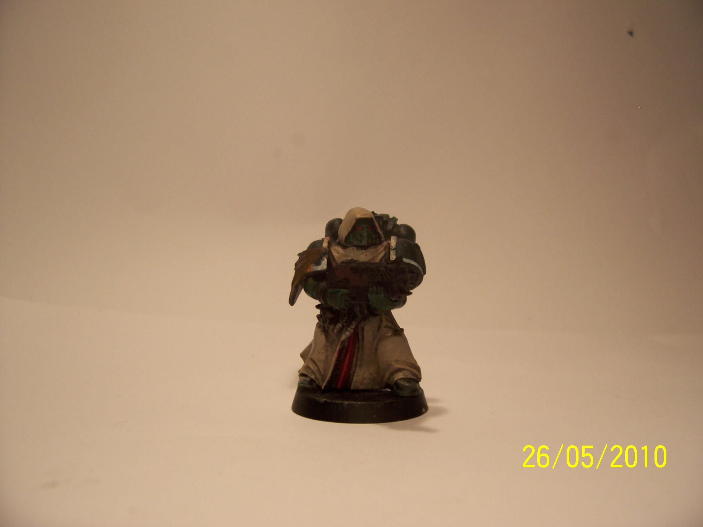 ive been working on this guy, especially his robes