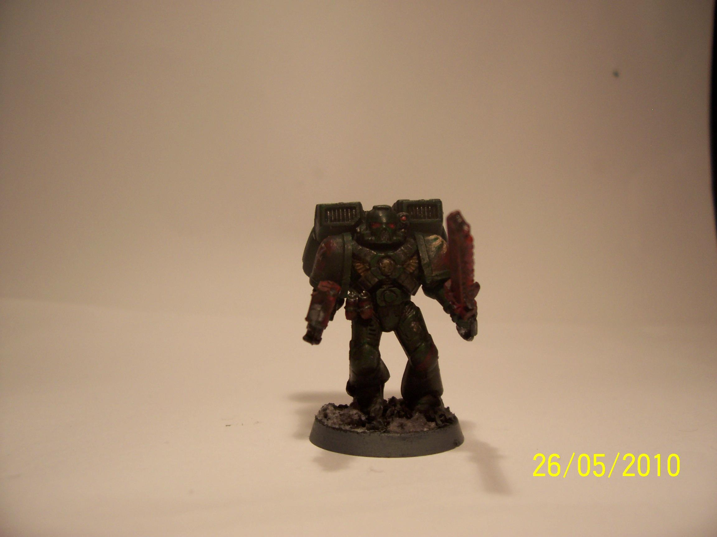that assault marine i did a while ago. edited it a bit