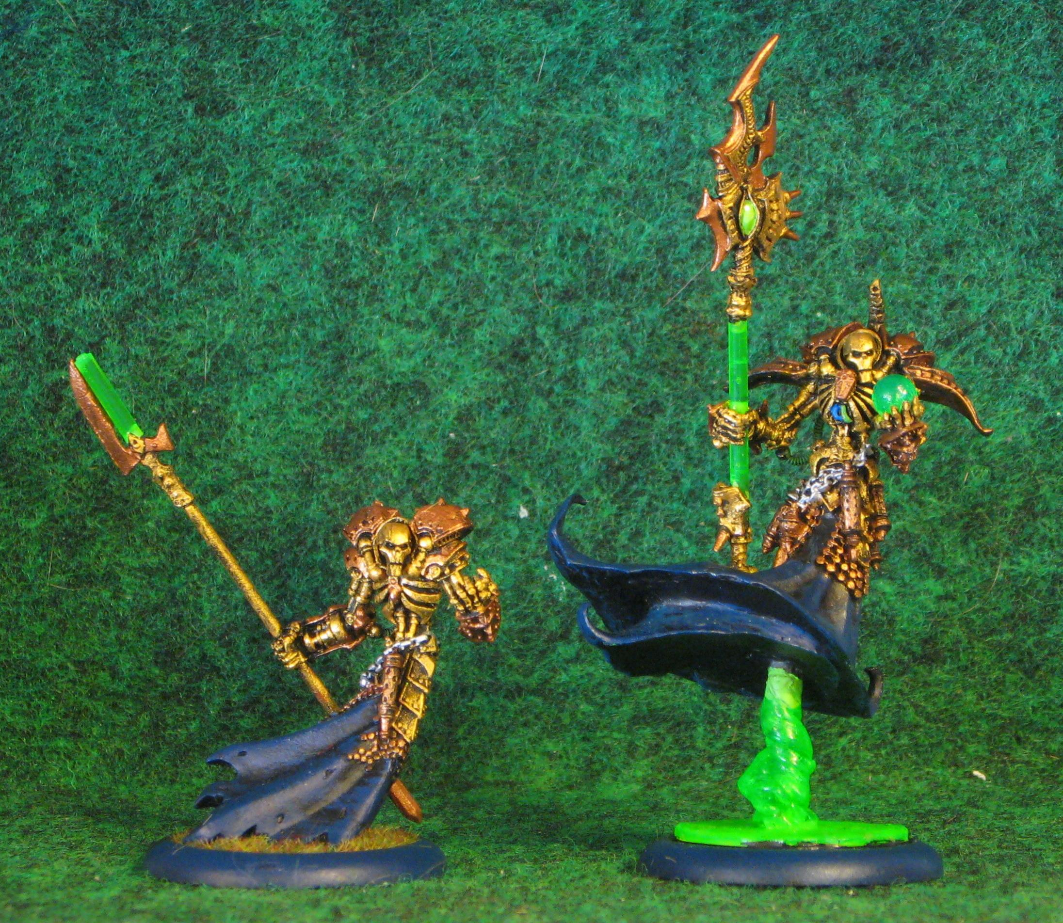 Conversion, Necrons, Warhammer 40,000