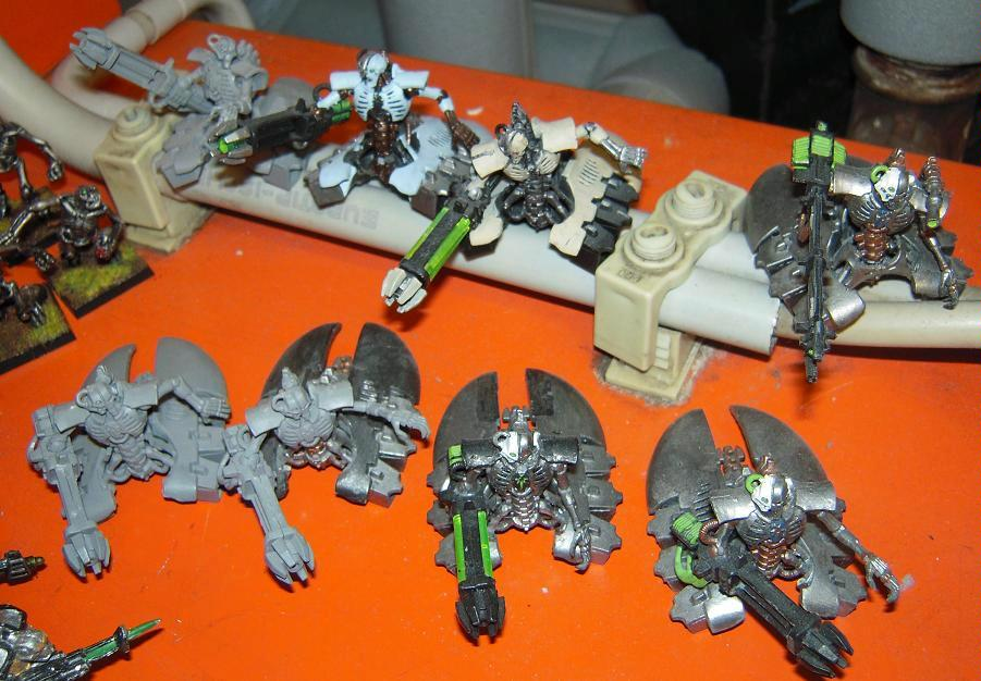 Army, Conversion, Cool, Dead, Destroyer, Extinctor, Games Workshop, Lord, Monolith, Nec, Necrons, Necs, Old, Oldhammer, Quest, Robots, Rogue, Star, Style, Terminator Armor, Trader