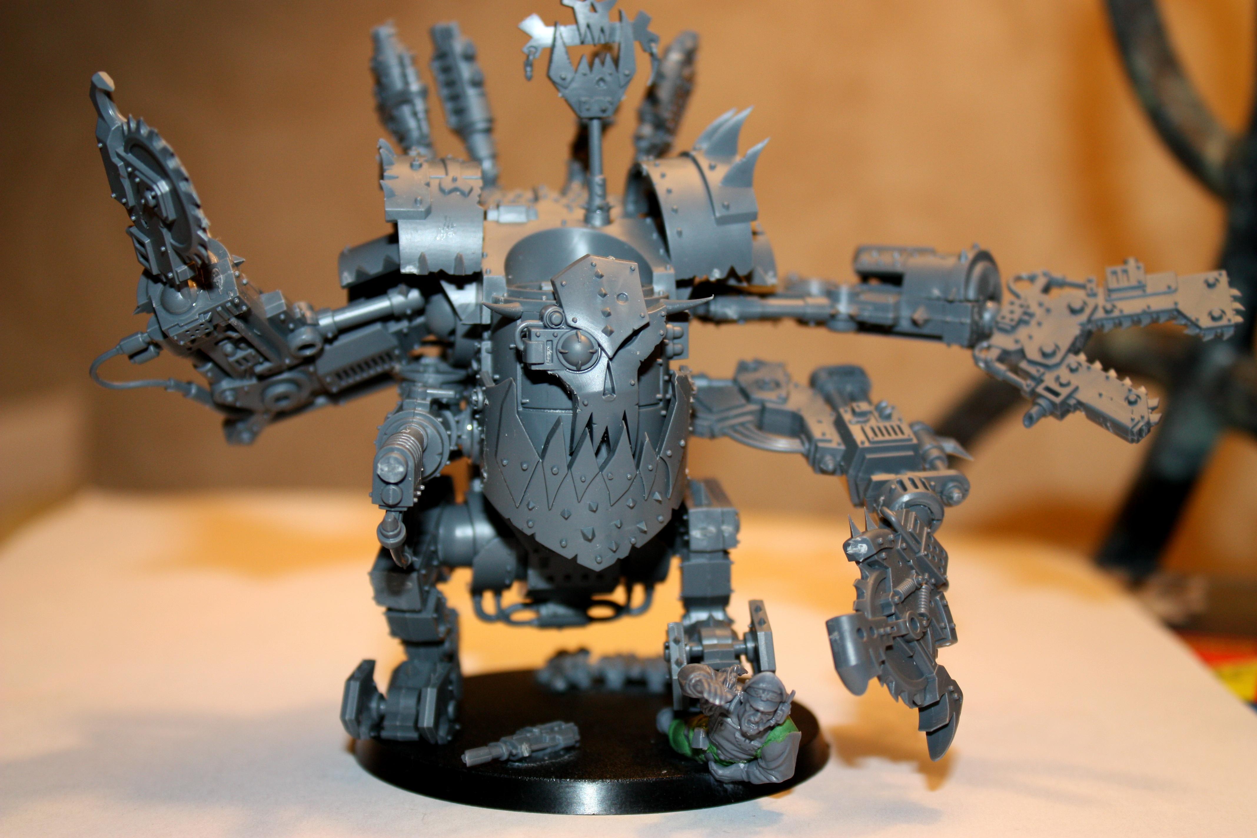Dreadnought, Orks