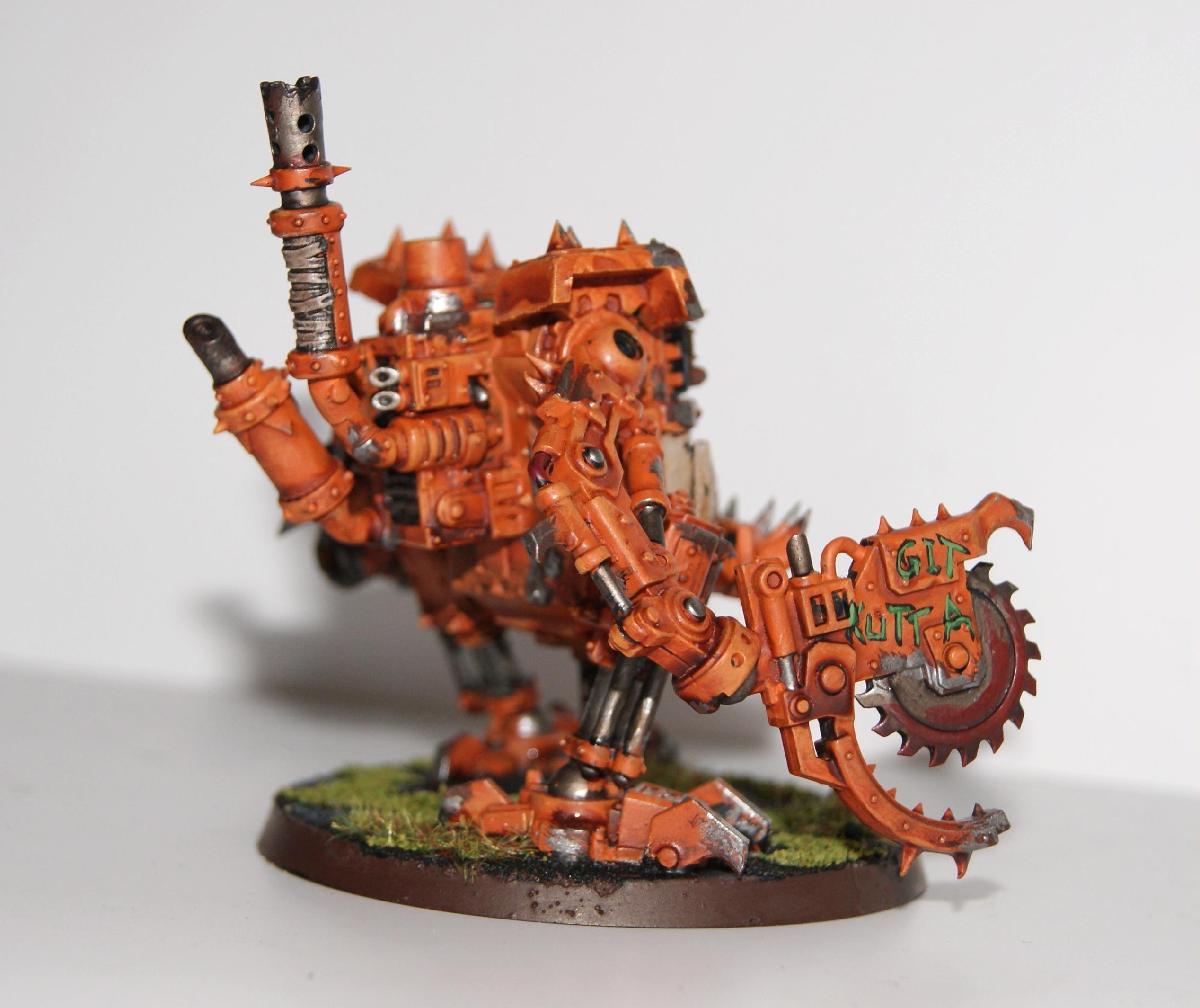Conversion, Grot Rebellion, Grot Rebels, Grots, Killa Kan, Warhammer 40,000