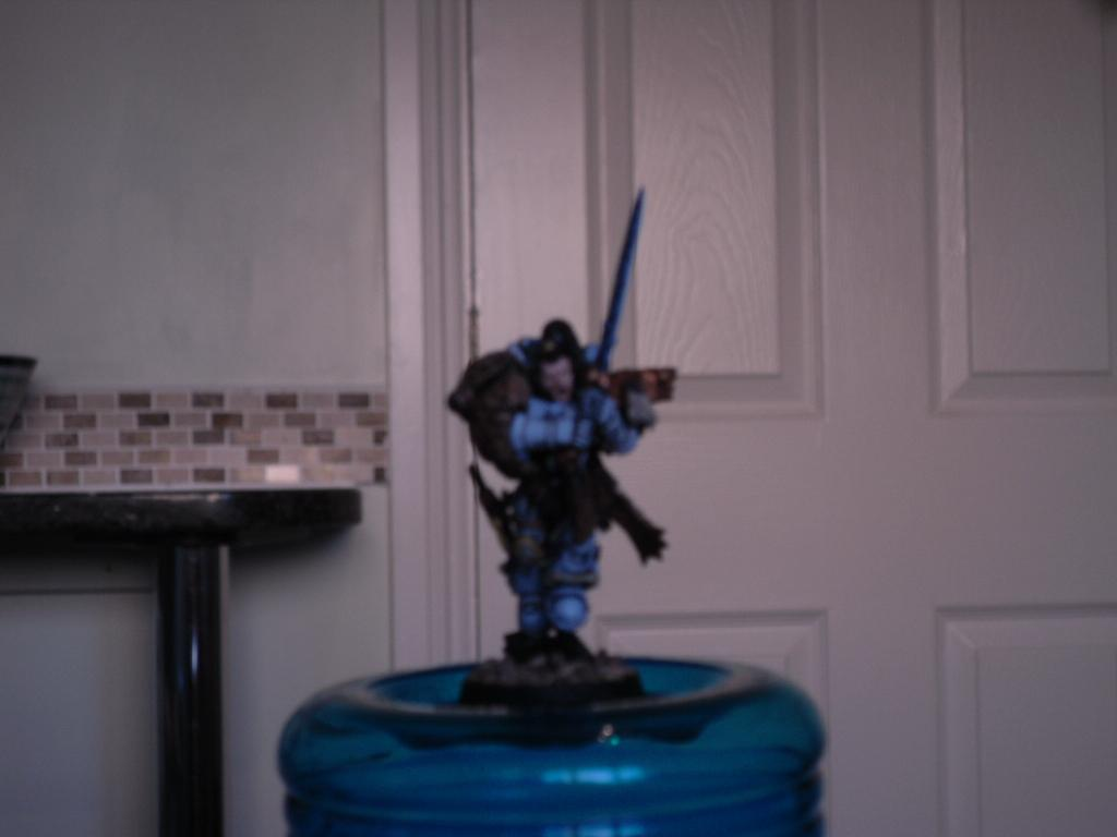 Ragnar Blackmane, Space Wolves, Wolf Lord