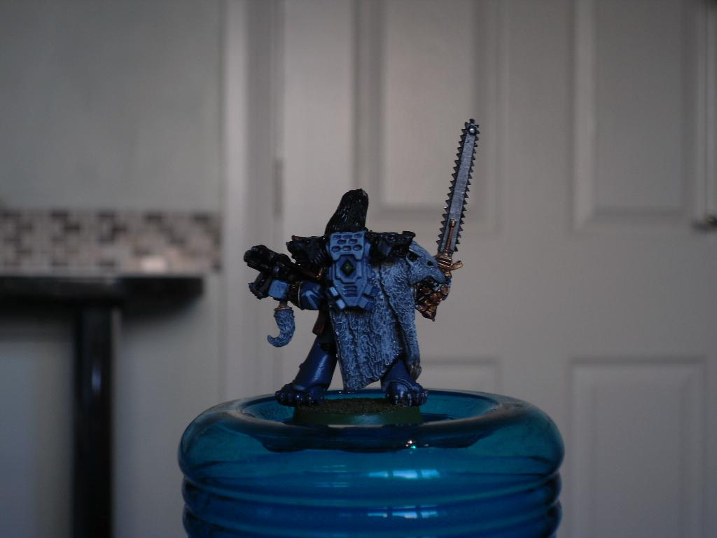 My Old Model that I have very loosely based this on