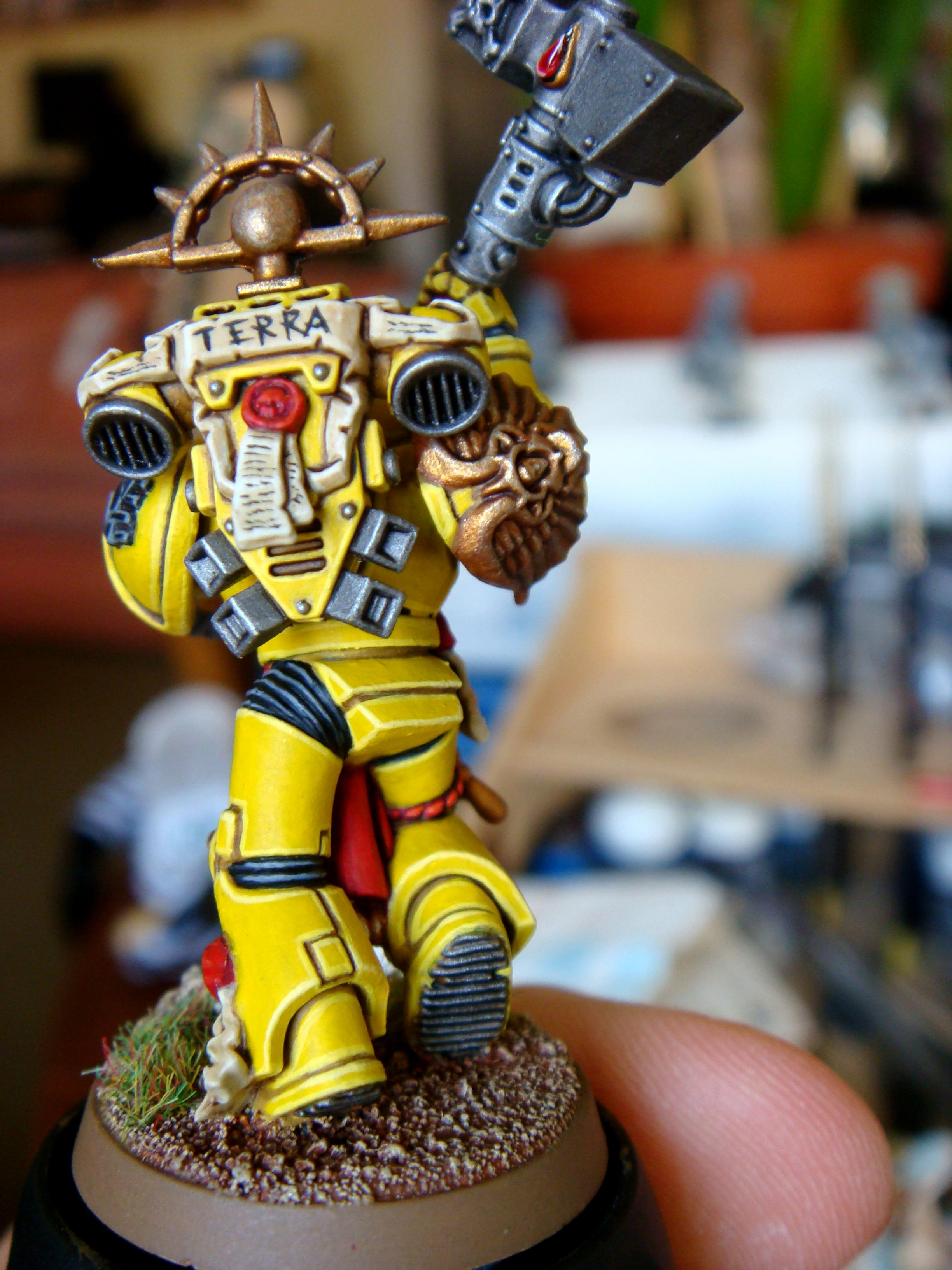 Chapter Champion, Imperial Fist Chapter Champion, Imperial Fists