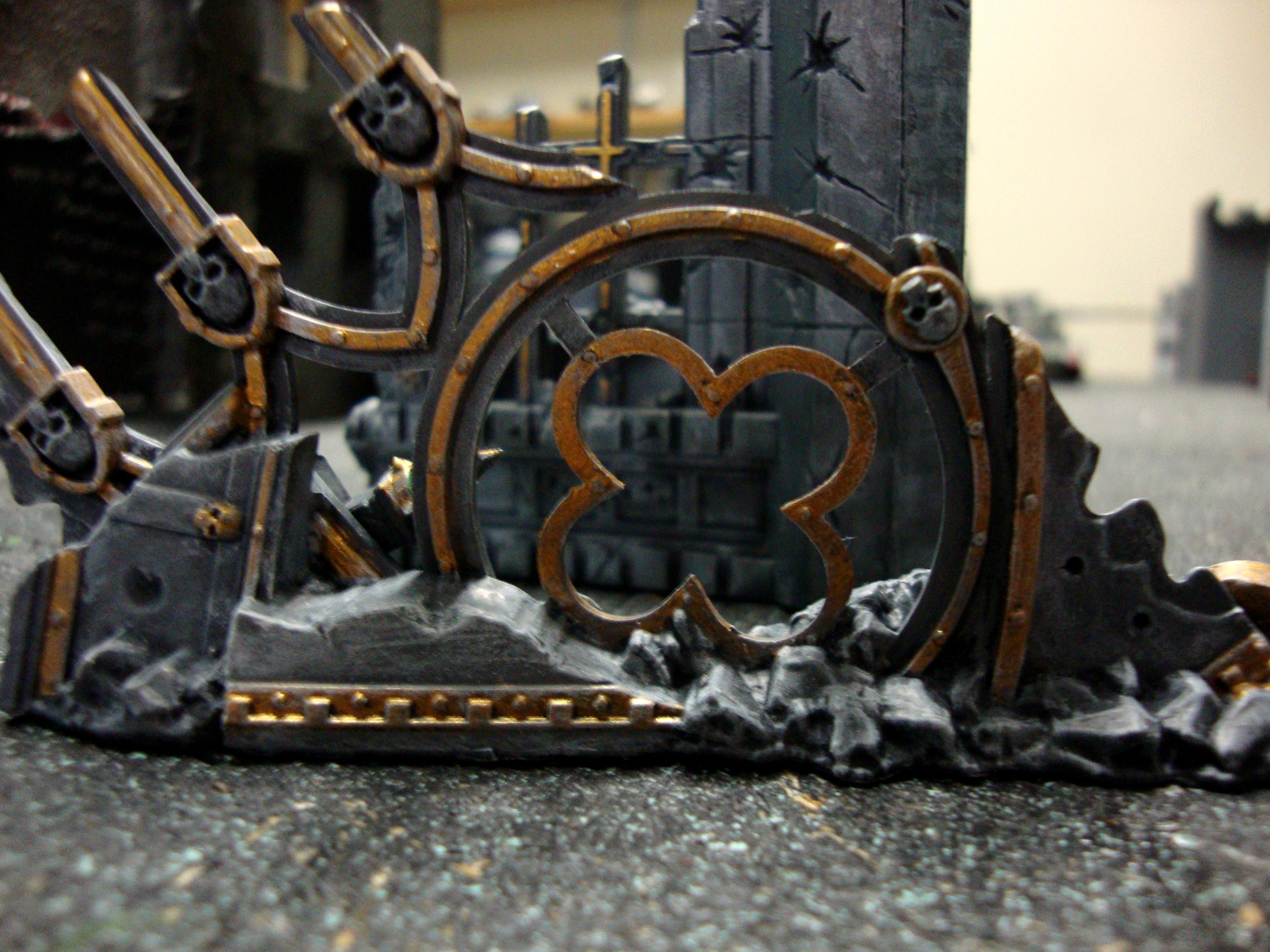 Honored Imperium, Ruins, Terrain