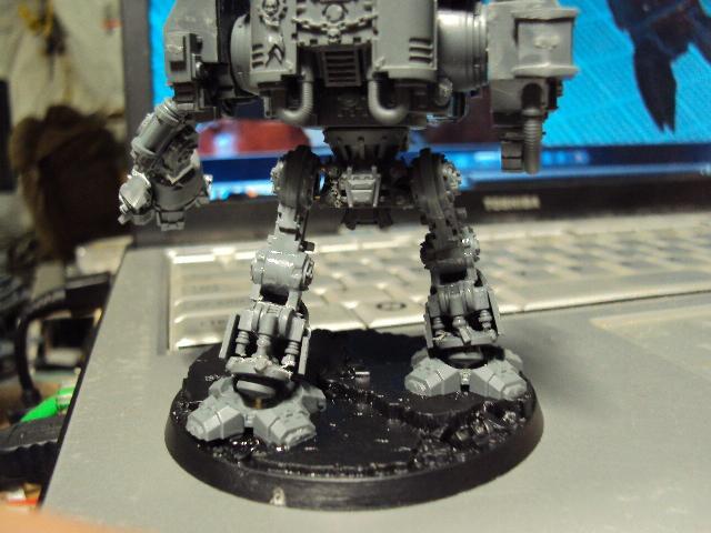 Dreadnought, Space Marines, Walker, Warhammer 40,000