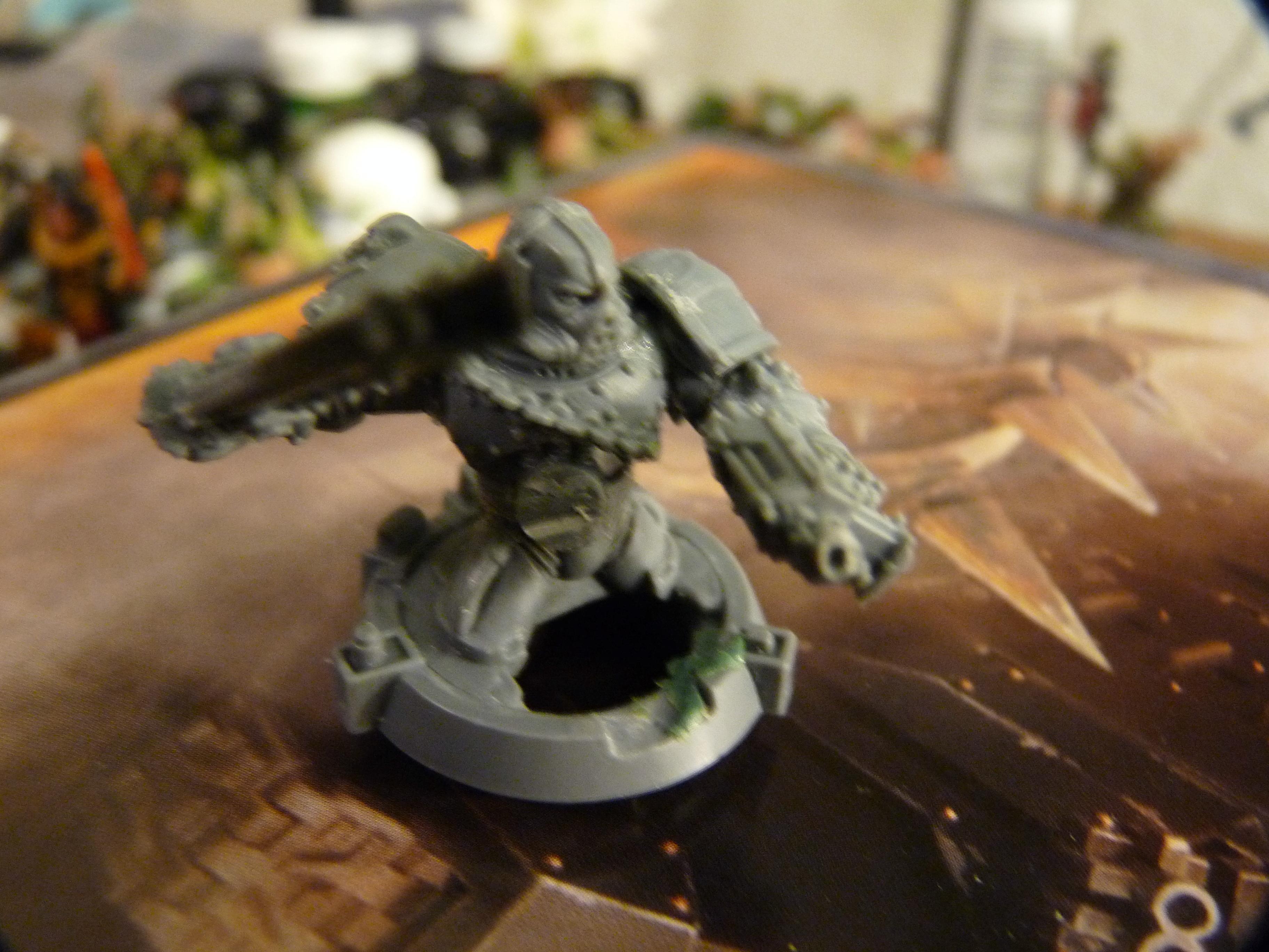 Chaos, Chaos Space Marines, Conversion, Raptors