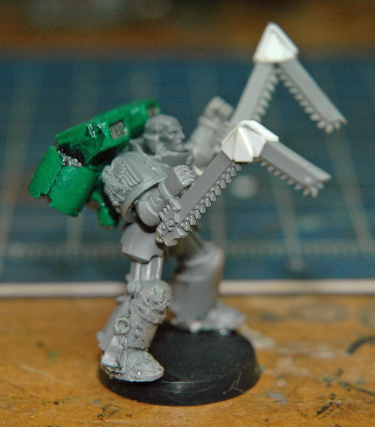 Assault, Mantis Warriors, Space Marines, Vanguard, Warhammer 40,000