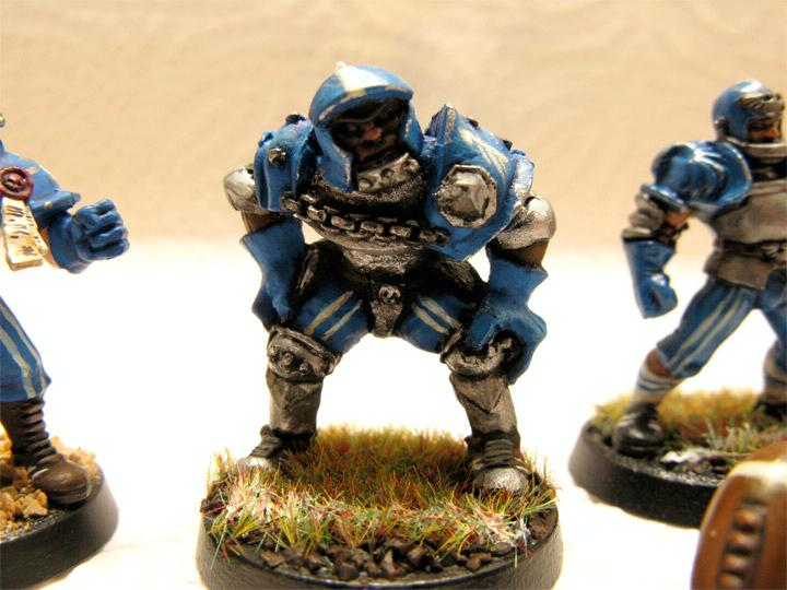Blood Bowl, Human, Altdorf Almighty