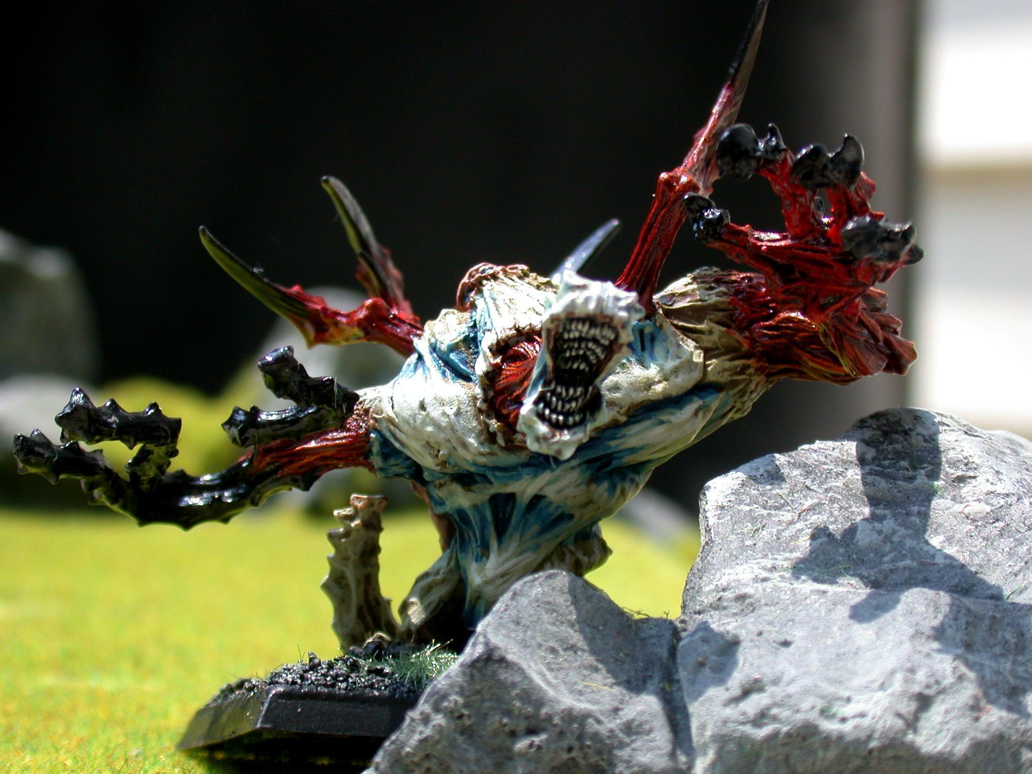 Chaos, Spawn, Warhammer Fantasy