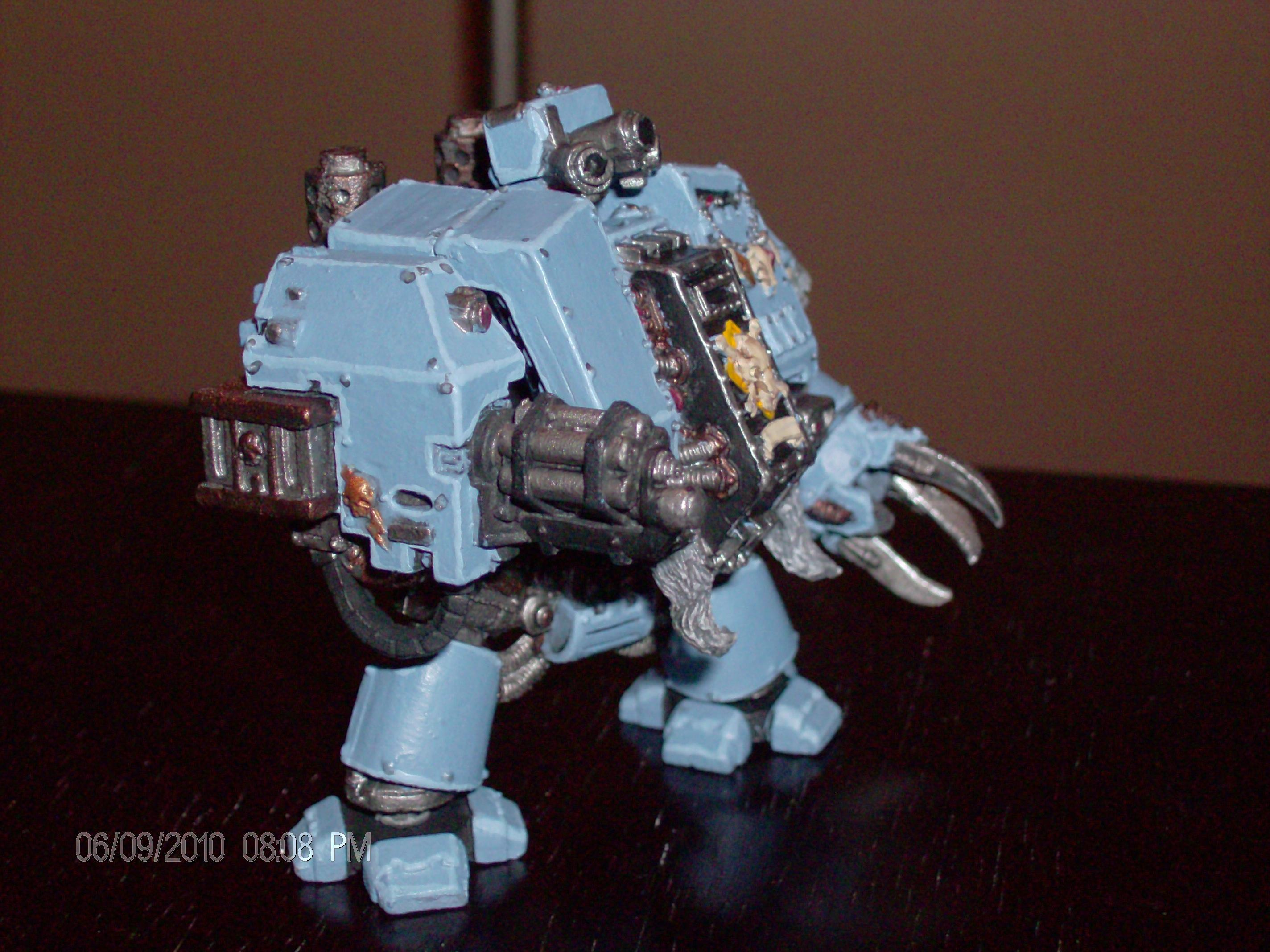 Dreadnought, Space Wolves, Warhammer 40,000