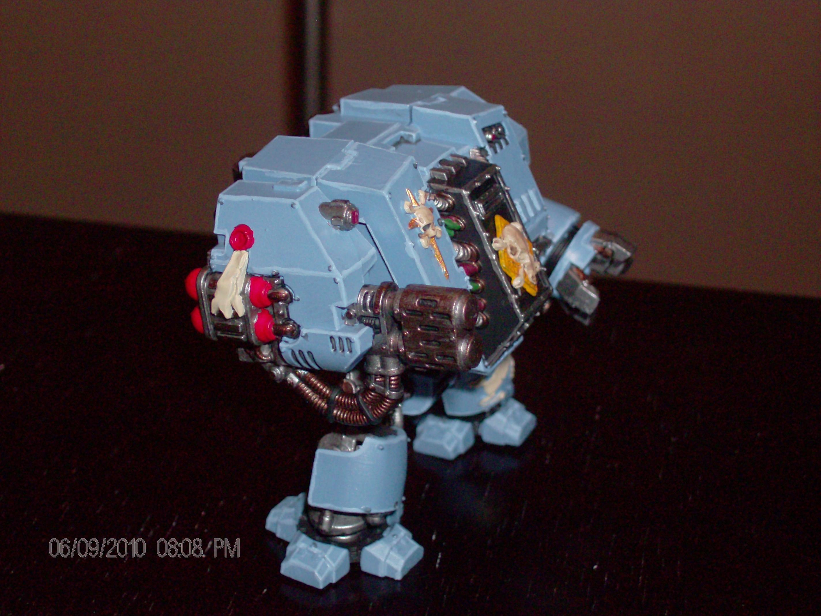Assault On Black Reach, Dreadnought, Space Wolves, Warhammer 40,000