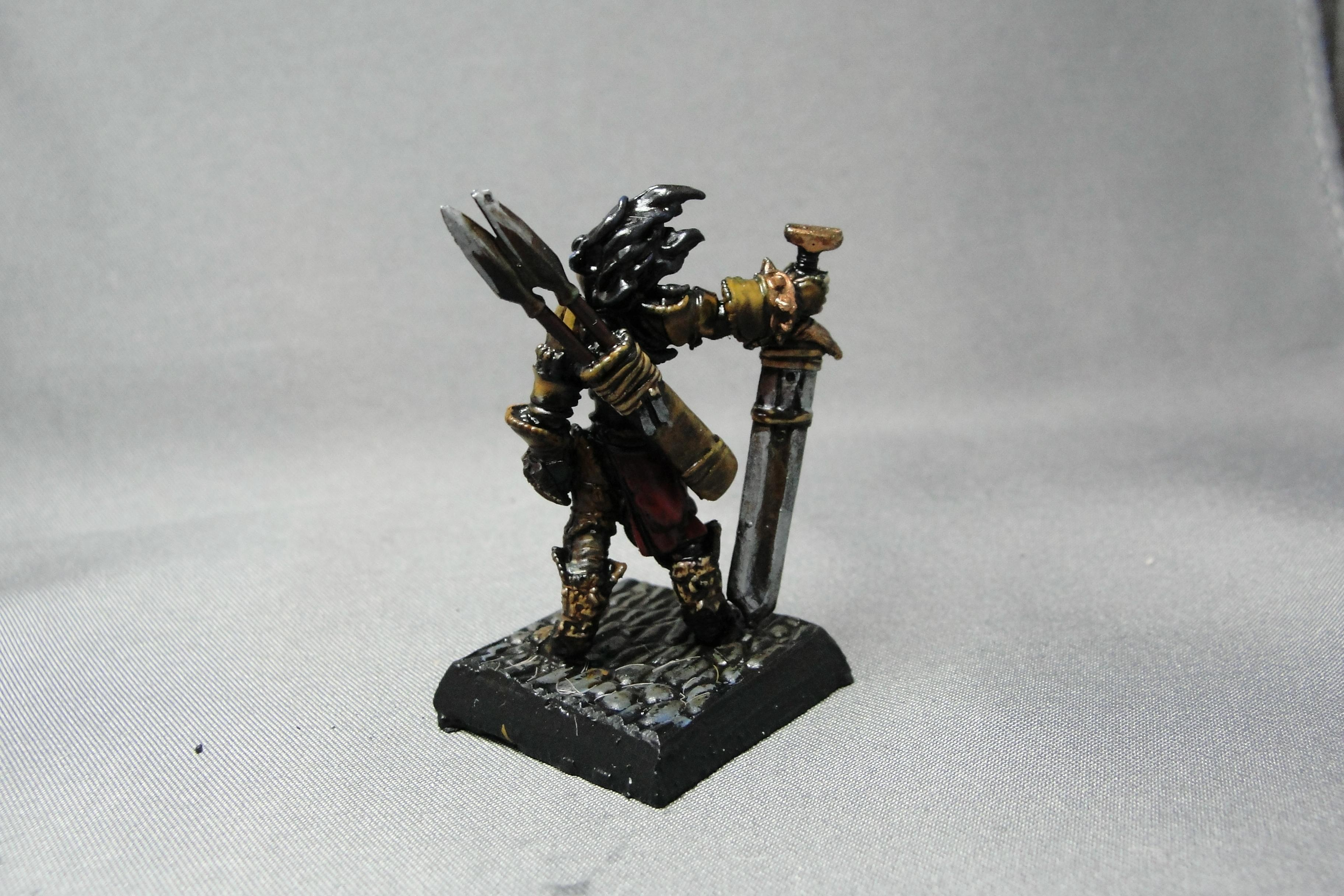Fantasy, Dungeons and Dragons, Barbarian