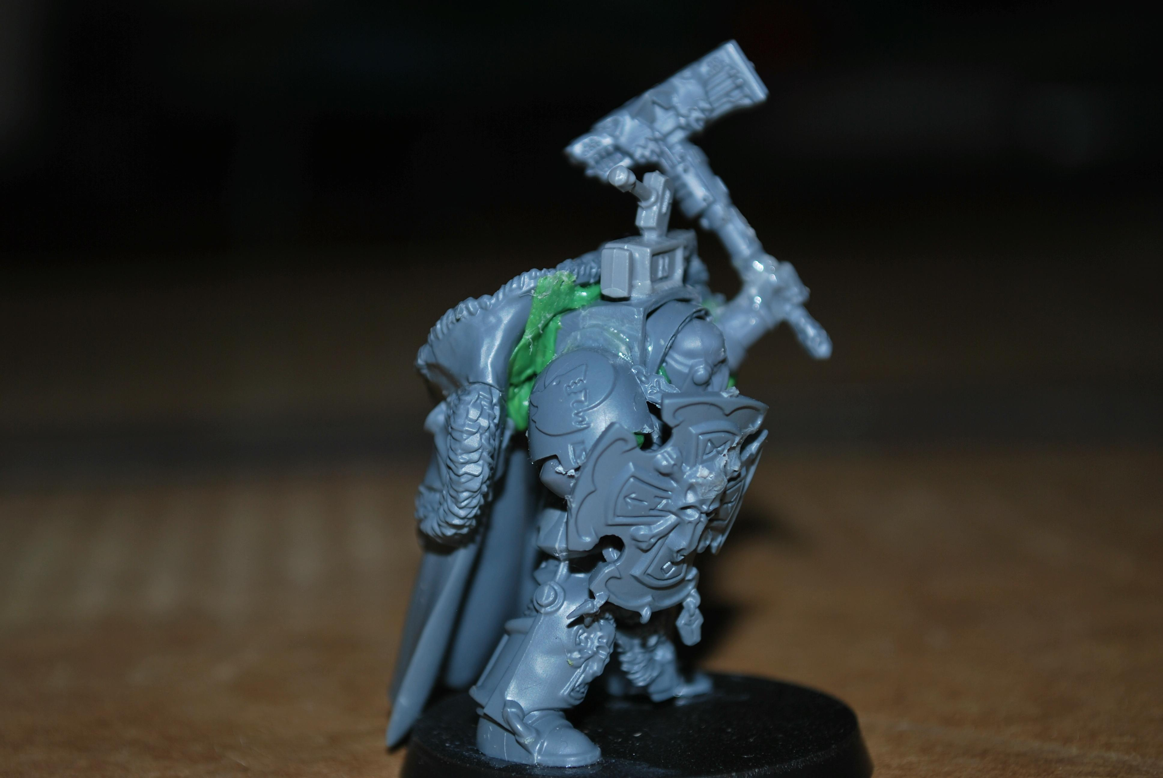 Converion, Imperial, Space Wolves, Spasce Marines, Terminator Armor, Warhammer 40,000