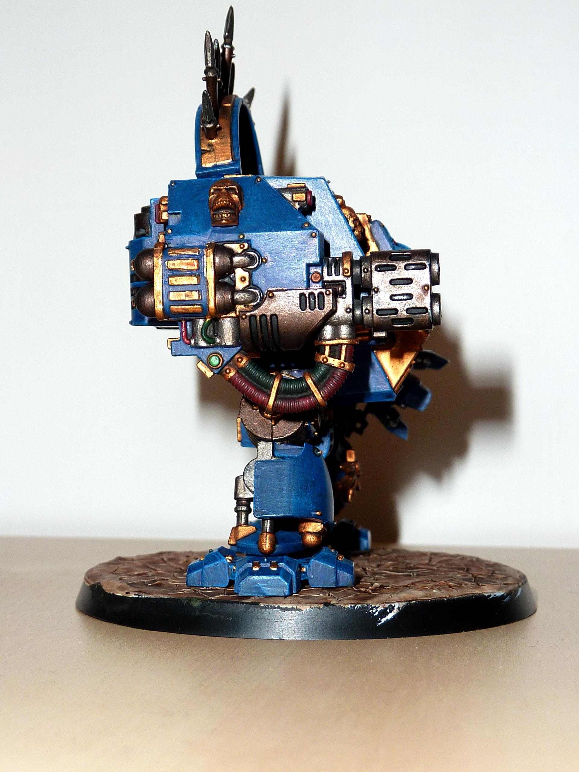 Assault On Black Reach, Chaos, Conversion, Dreadnought, Warhammer 40,000