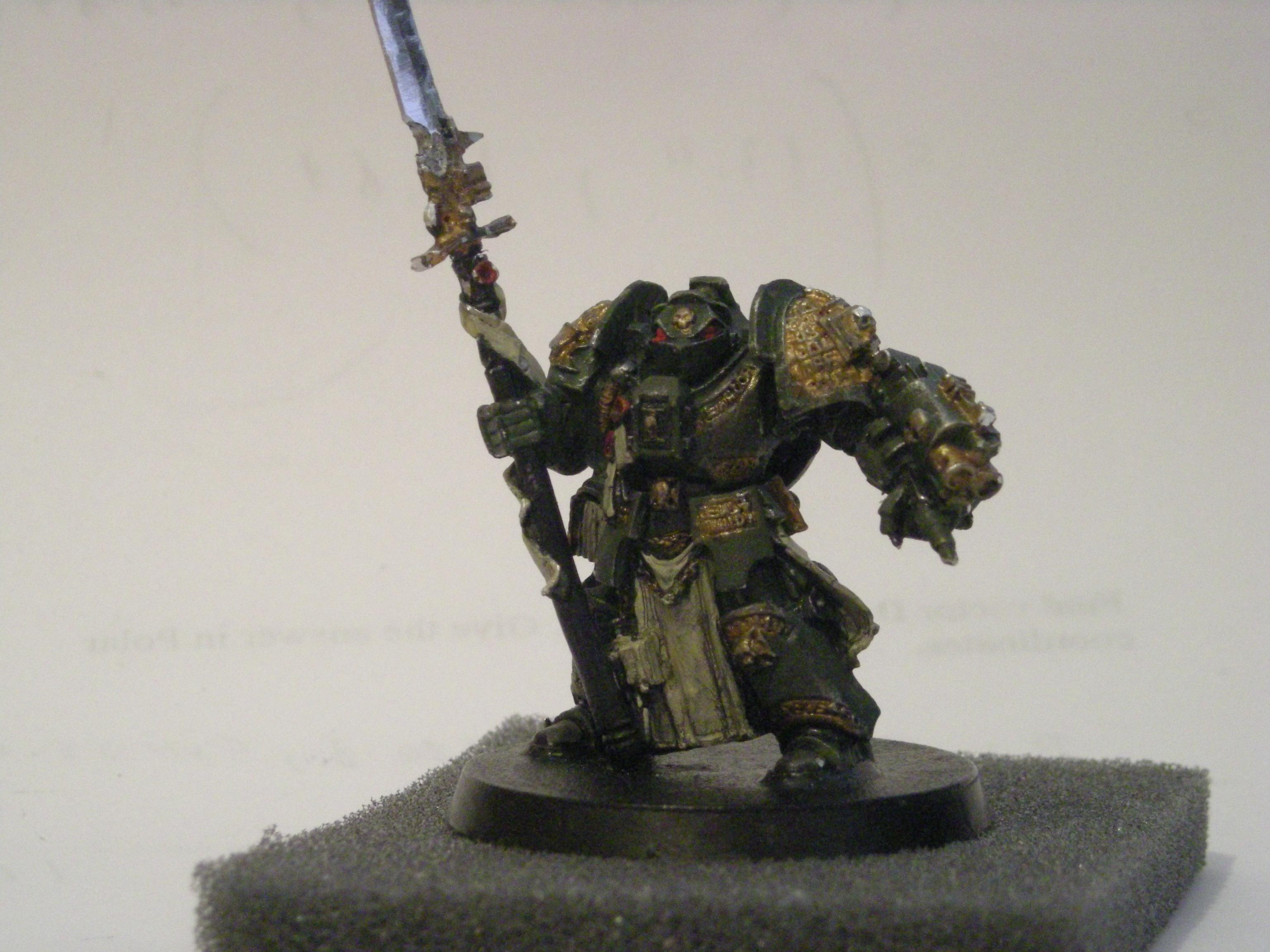 Grand Master, Grey Knights, Terminator Armor