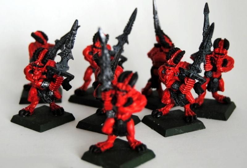 Bloodthirster, Blurred Photo, Daemons, Khorne