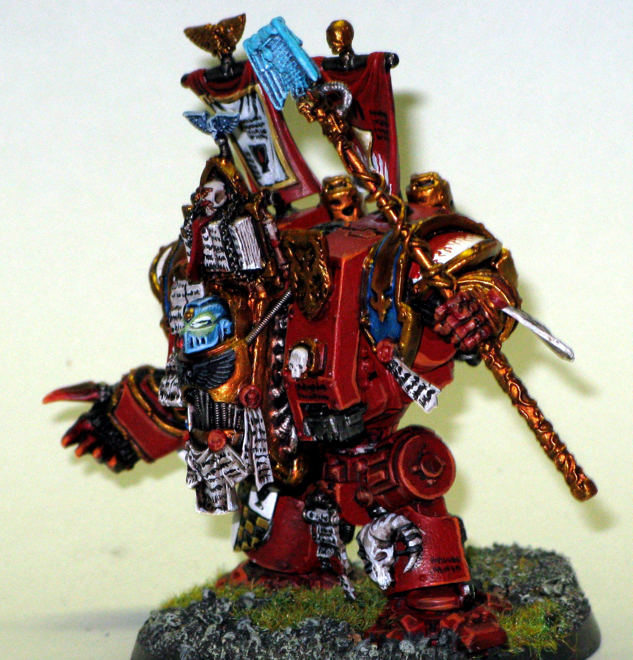 Blood Angels, Dreadnought, Furioso, Librarion