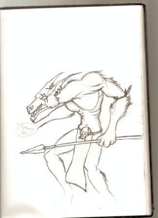 Wulfen, Mark Of the Wulfen?