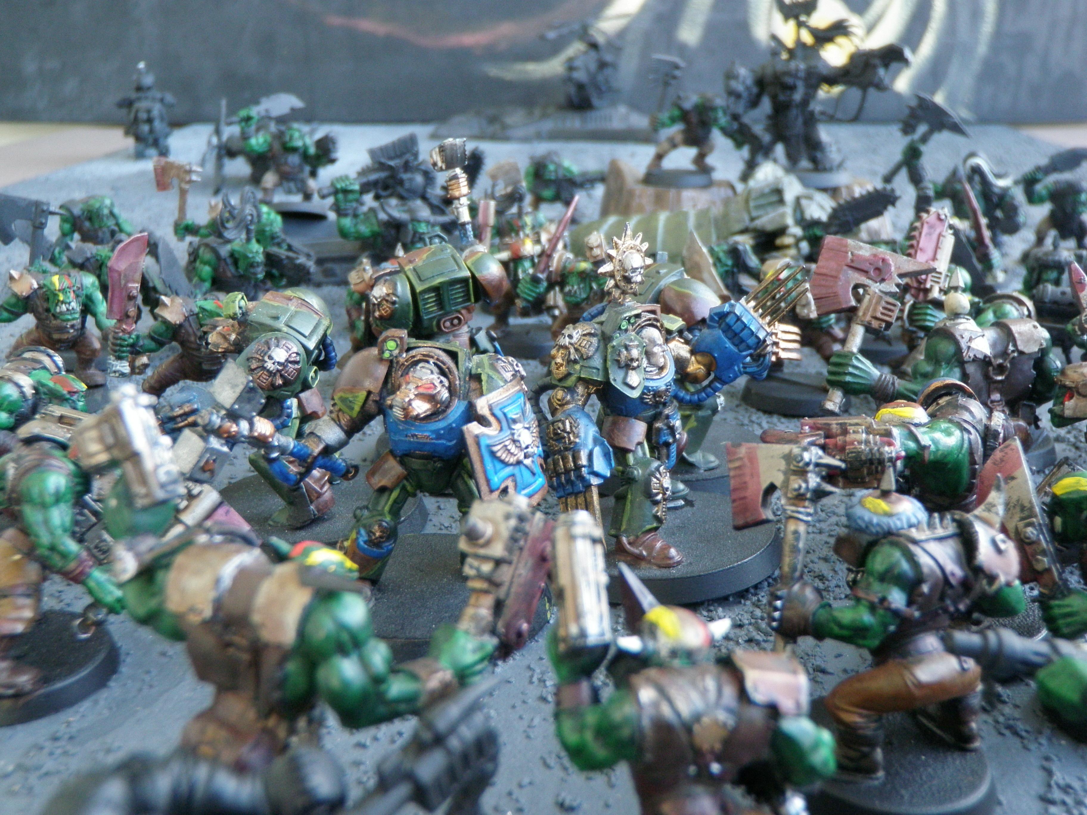 Assault Terminators, Camouflage